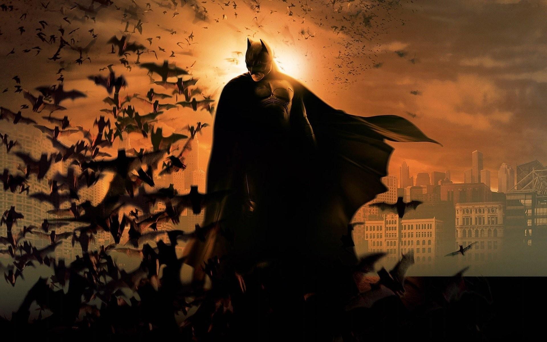 HD Wallpaper   Background ID:180561. Movie Batman Begins
