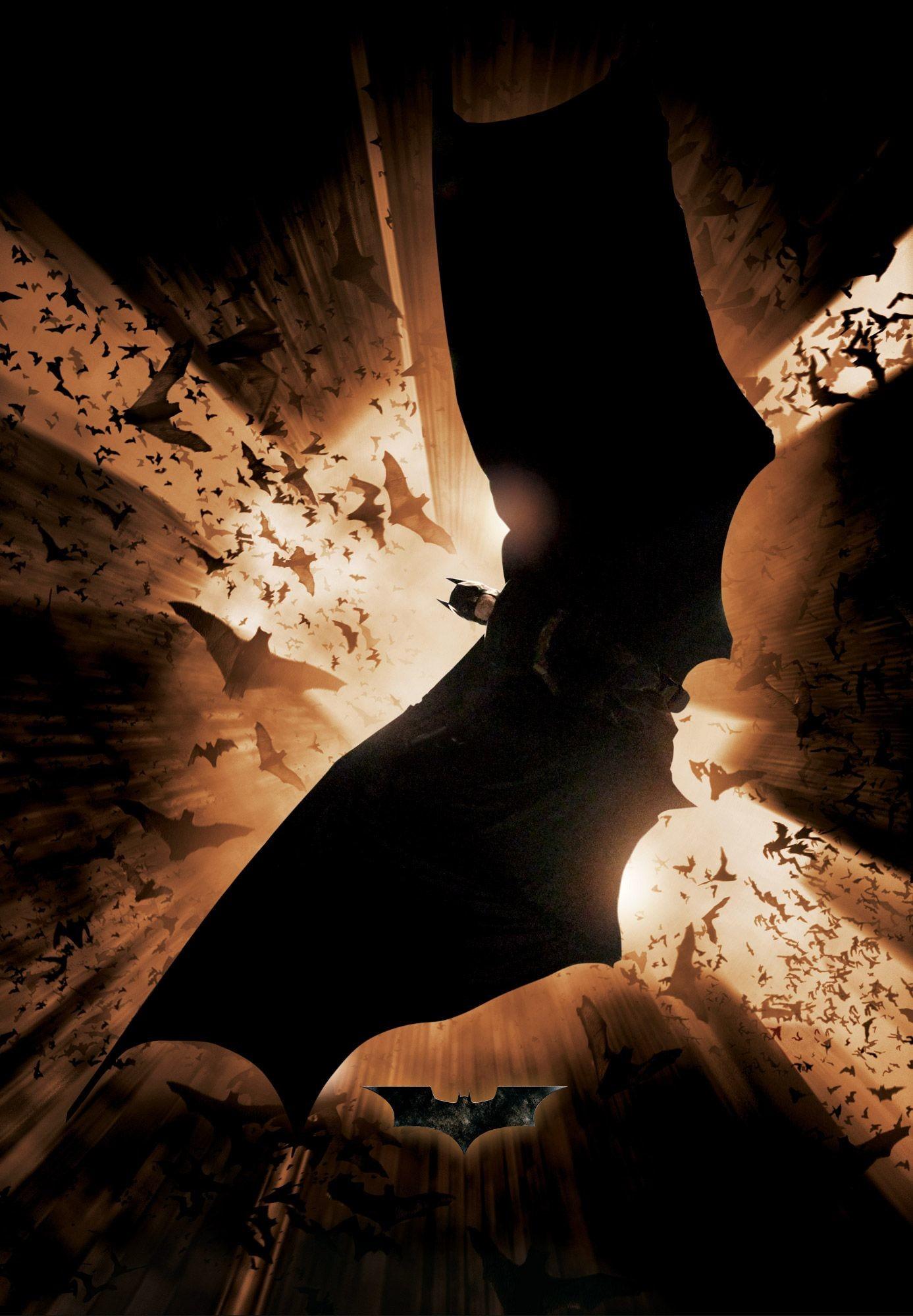 Download Batman Begins Wallpaper 1387×2000