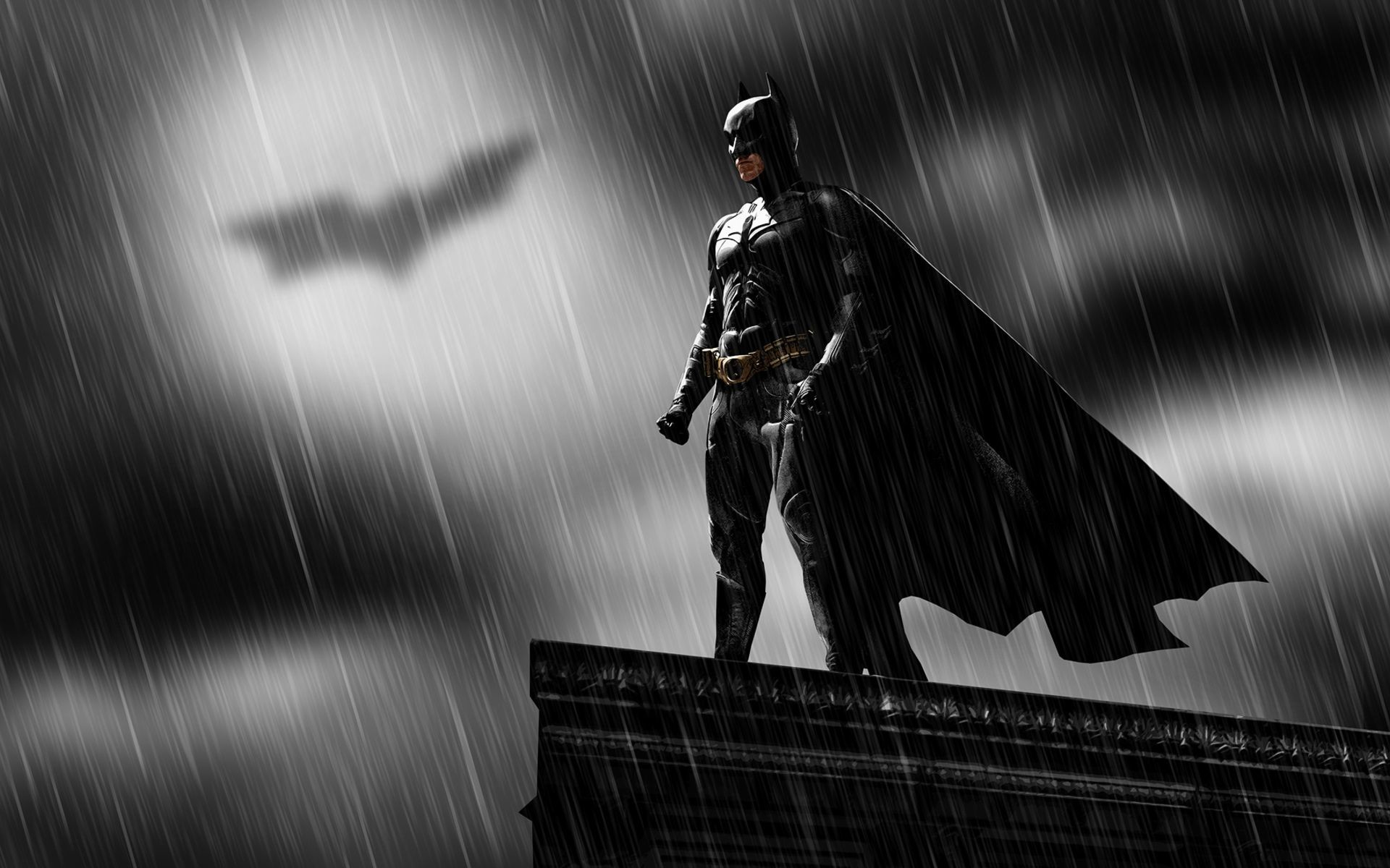 16 Batman Begins HD Wallpapers