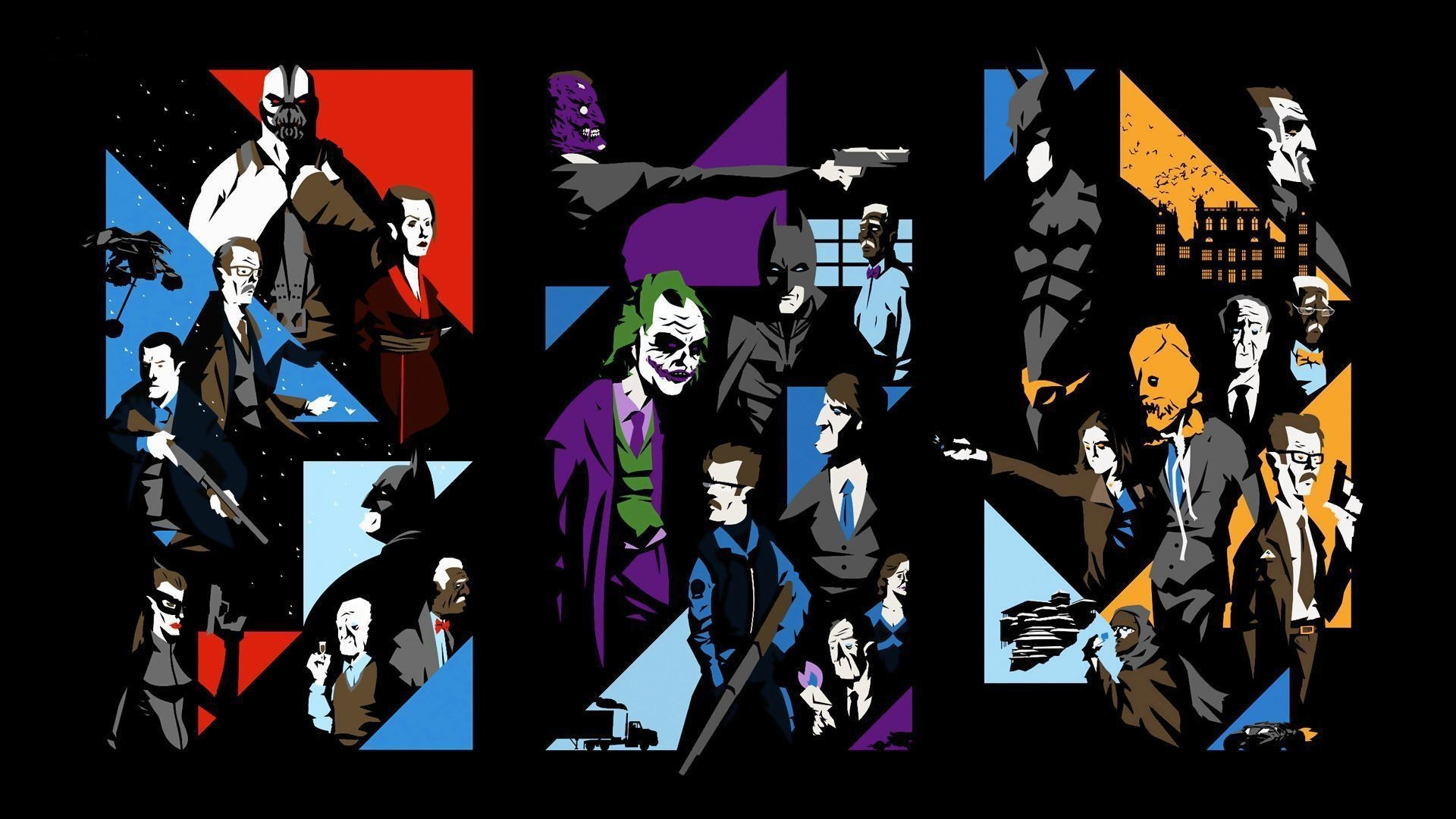 … Catwoman, Batman Begins, The Dark Knight, The Dark Knight Rises, Heath  Ledger, Batman, Joker, Bane, Movies, Video Games Wallpapers HD / Desktop  and …
