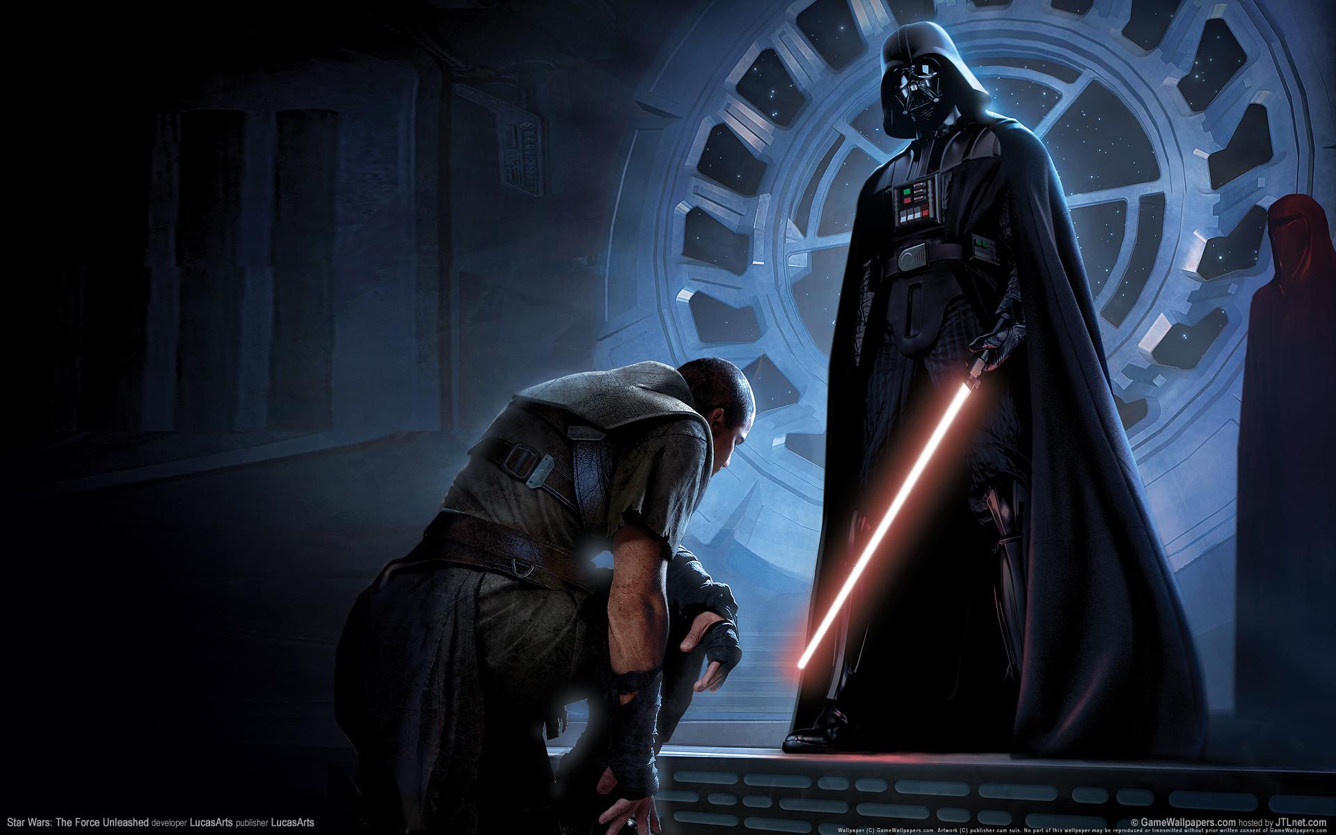 Sci Fi Star Wars Starkiller Darth Vader Death Star Wallpaper