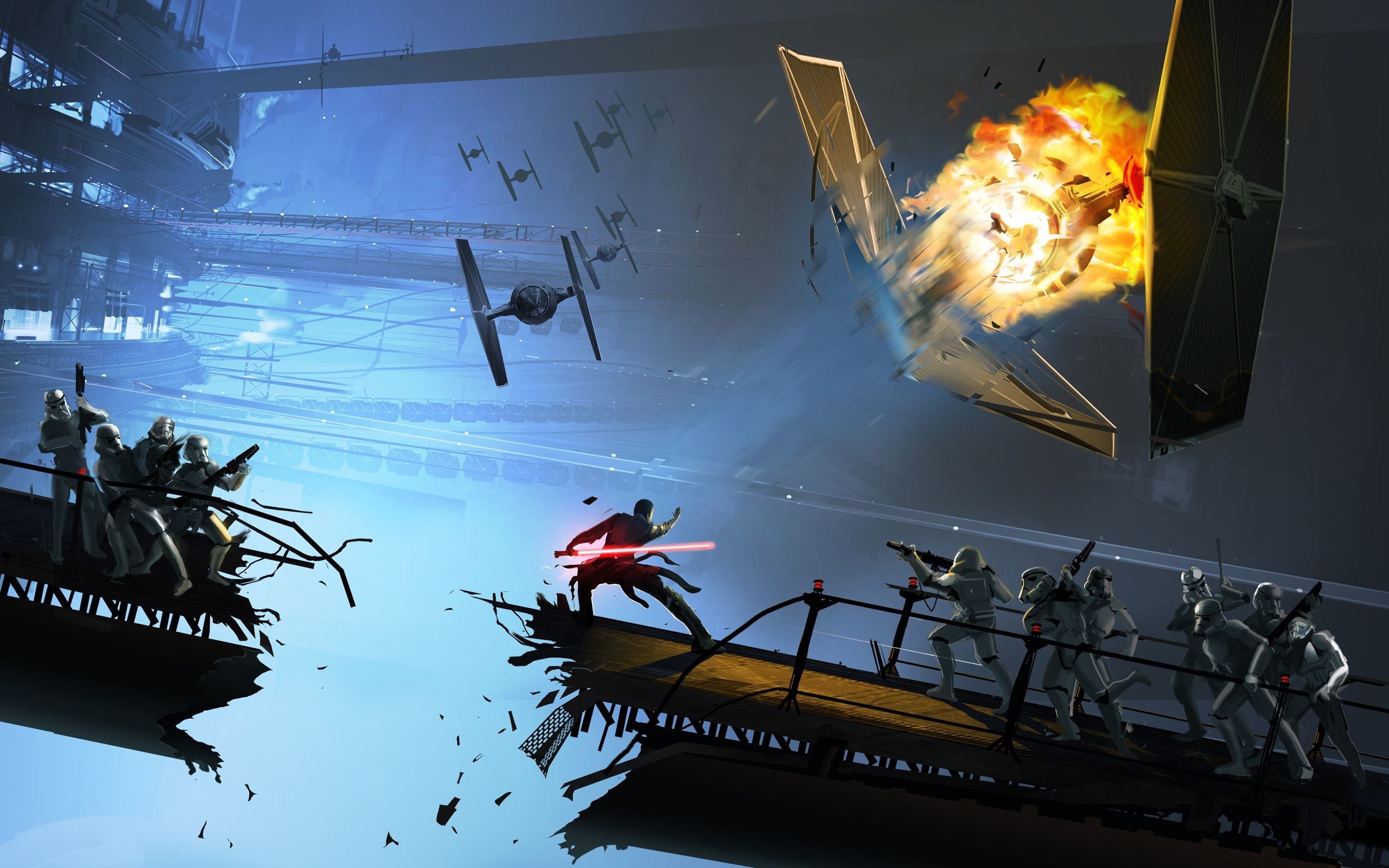 Star Wars, Stormtrooper, Star Wars: The Force Unleashed Wallpapers .