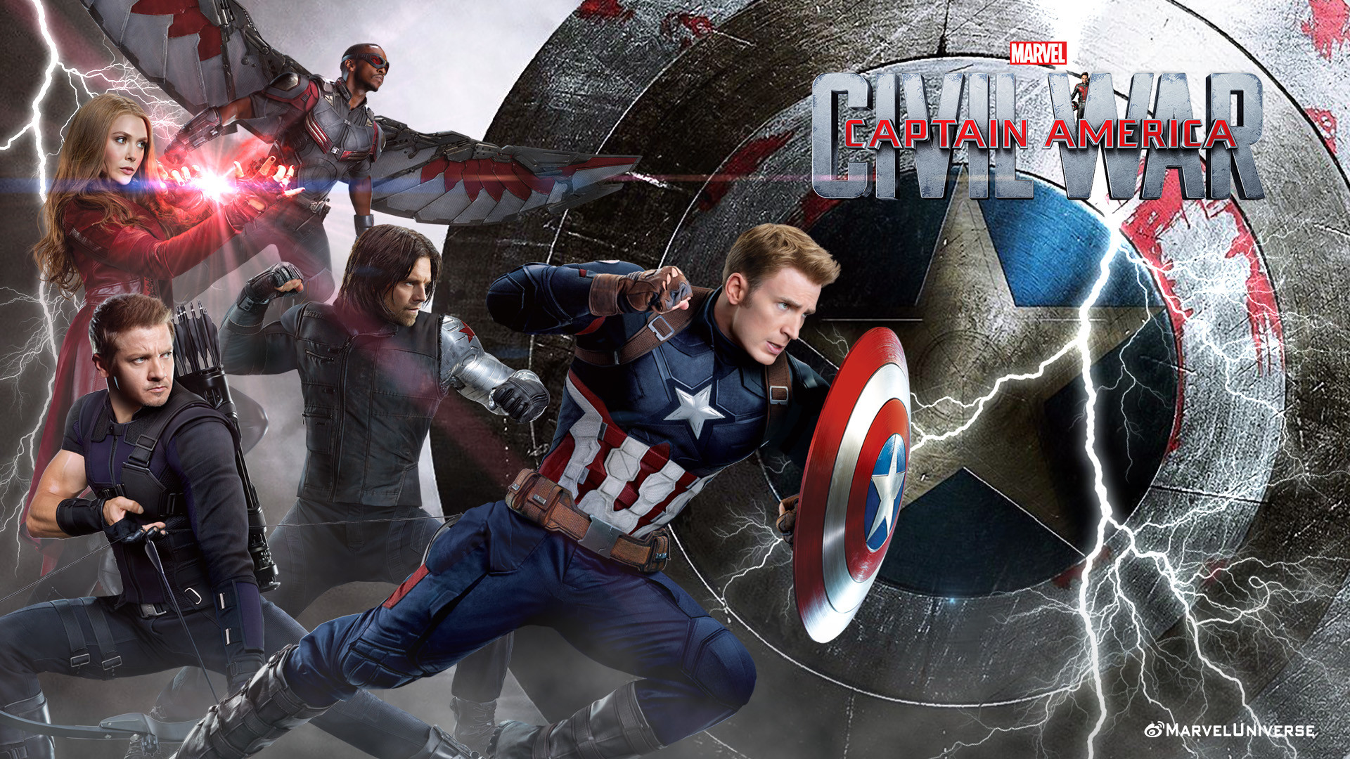 Captain America Civil War wallpapers by Chenshijie9095 Captain America  Civil War wallpapers by Chenshijie9095