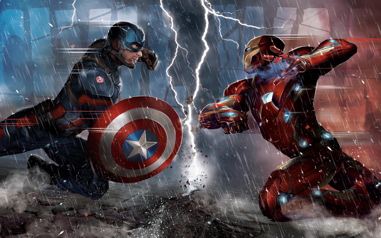 Captain America Team Civil War 1