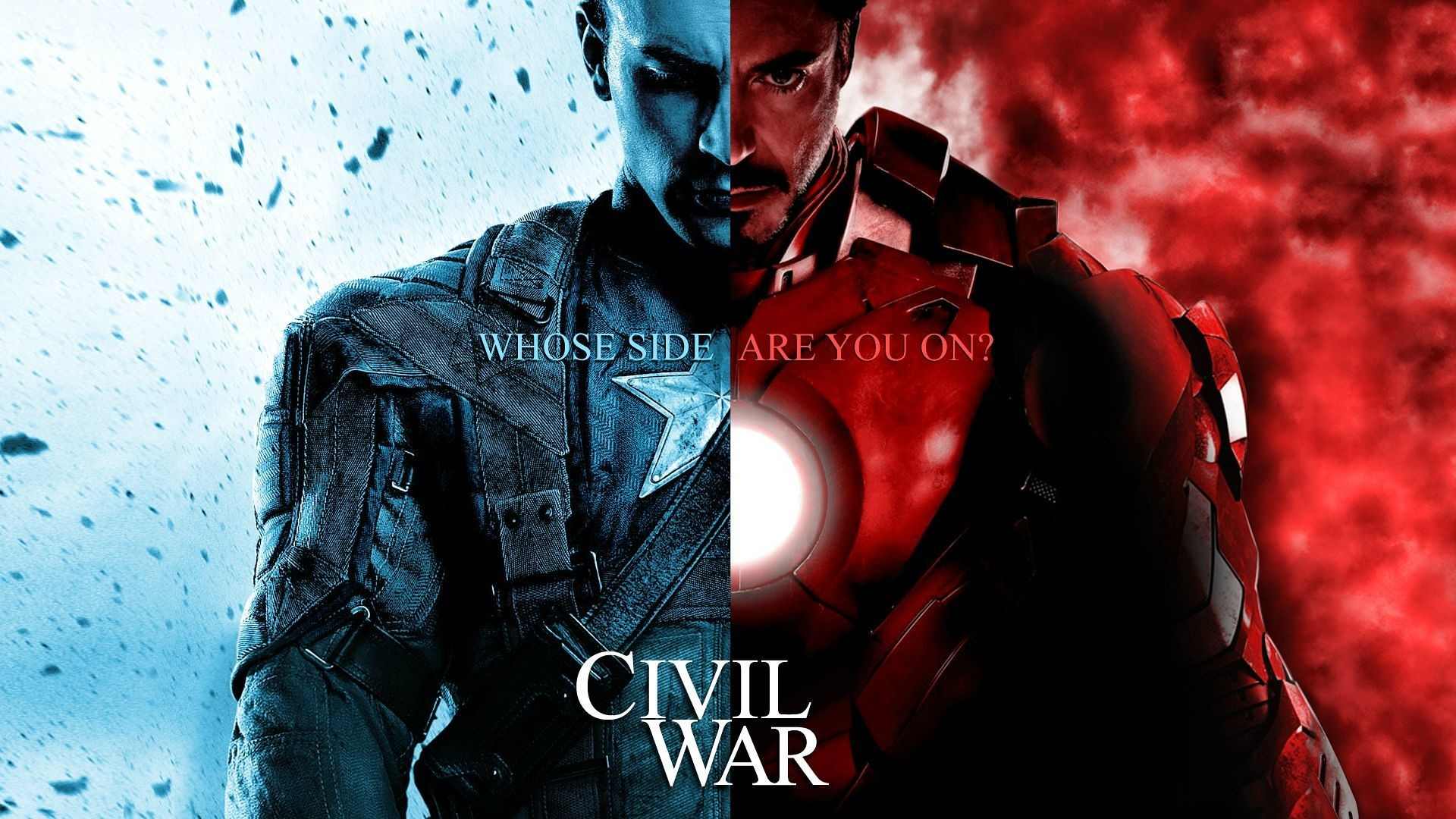 5 Reasons It's Safe To Be Excited For Captain America: Civil War   Dork  Shelf
