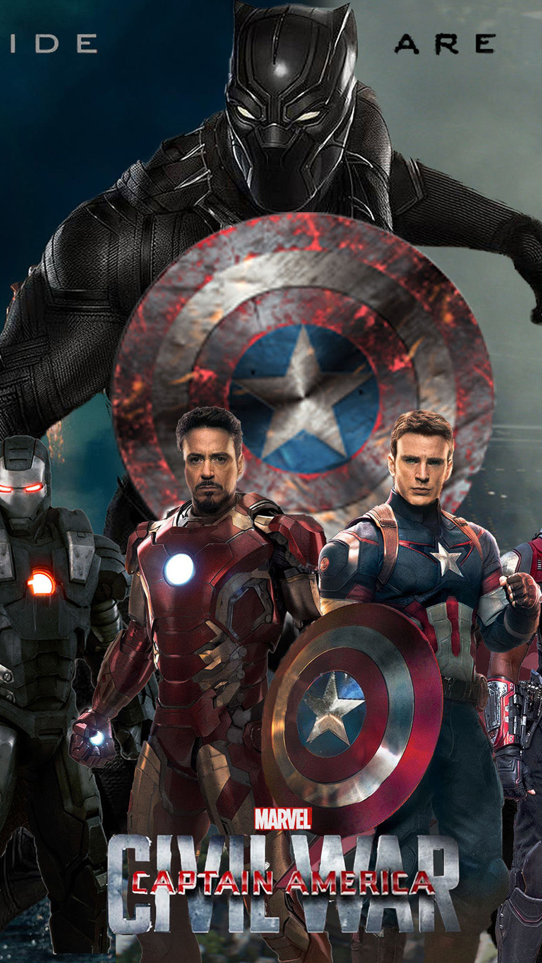 Captain America: Civil War Wallpaper