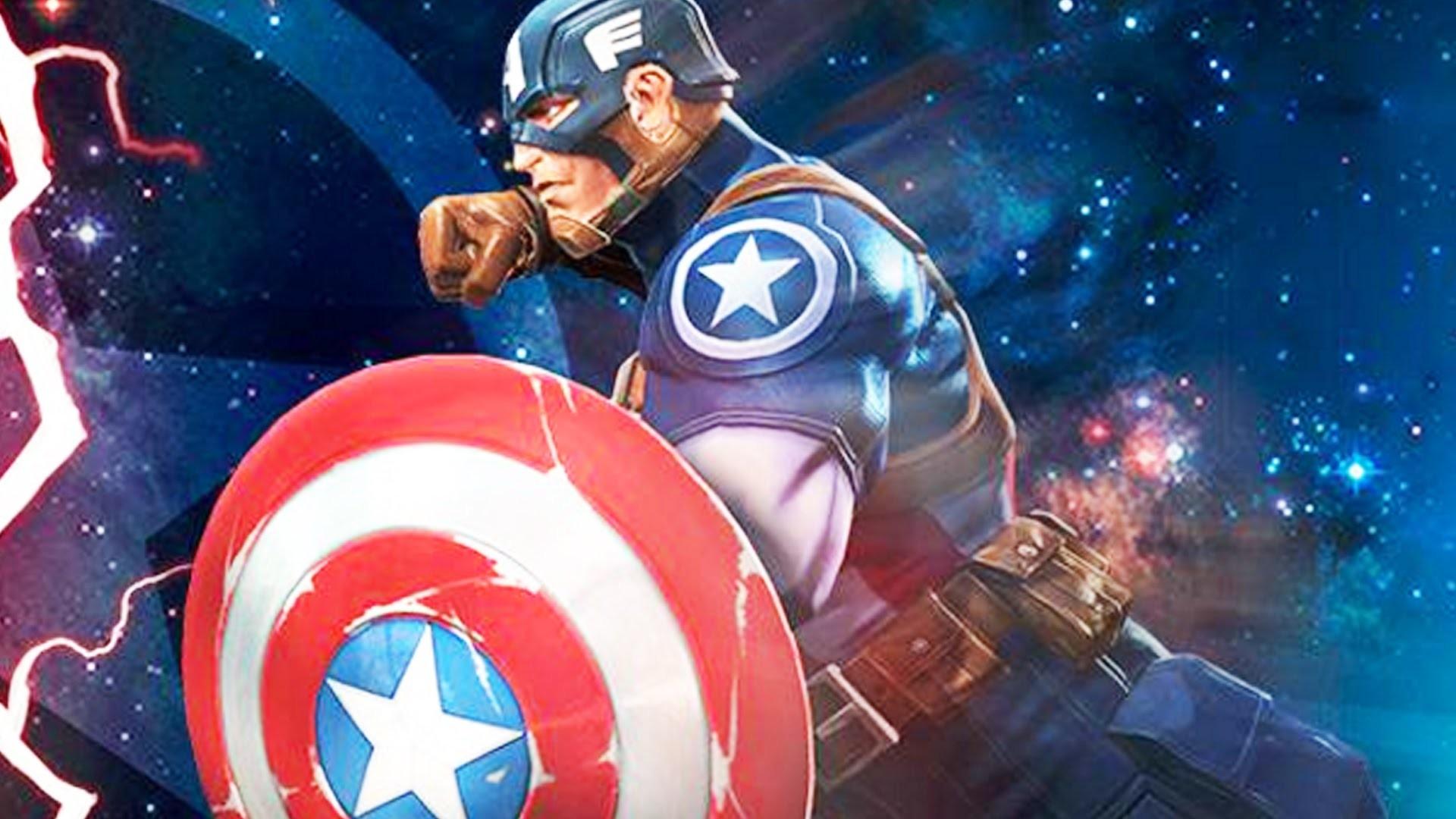 Marvel: Contest of Champions – Civil War – Team Captain America [All  Battles] [FULL] – YouTube