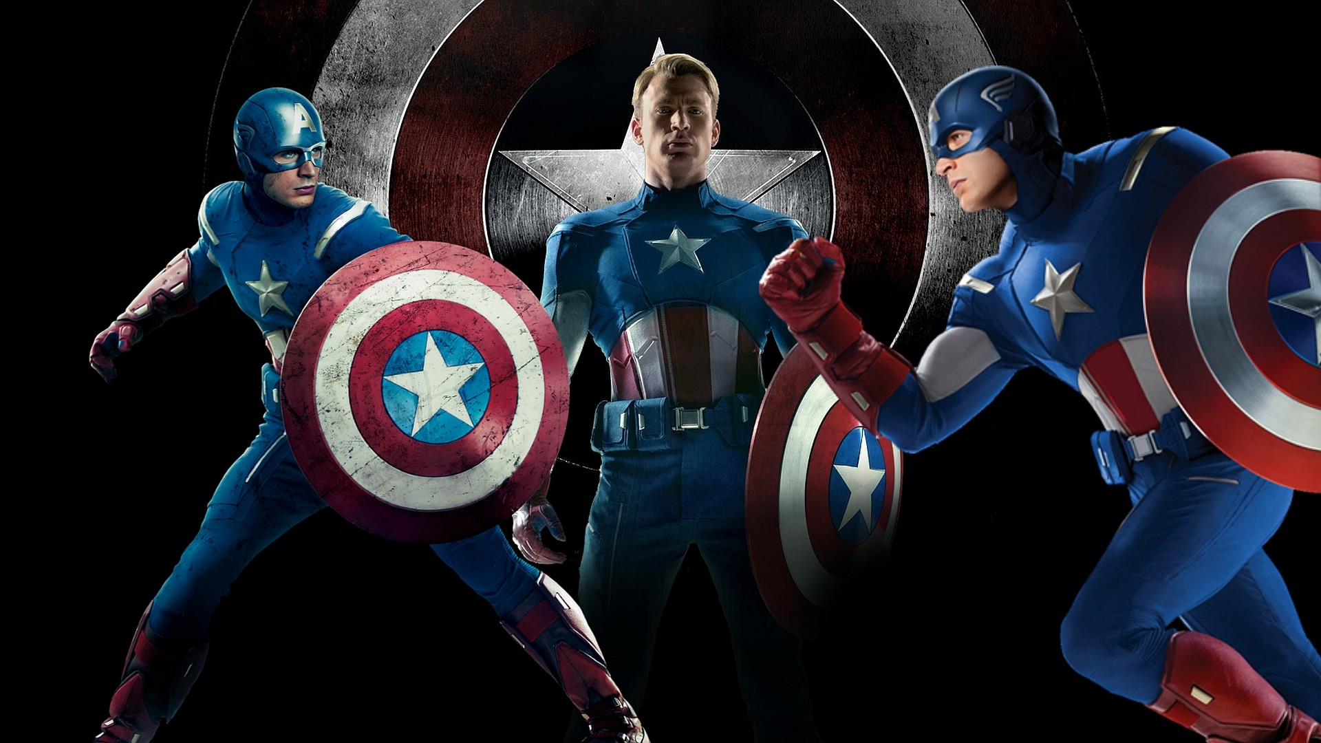 Captain America First Avenger wallpapers (64 Wallpapers) – HD Wallpapers