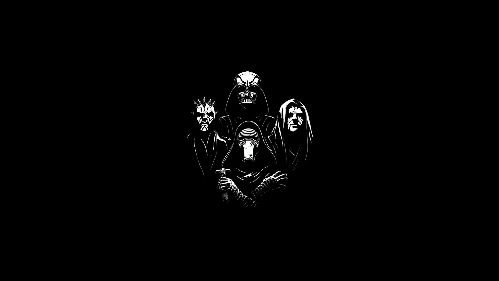 Star Wars, Darth Vader, Darth Sidious, Darth Maul, Kylo Ren, Queen Wallpapers  HD / Desktop and Mobile Backgrounds