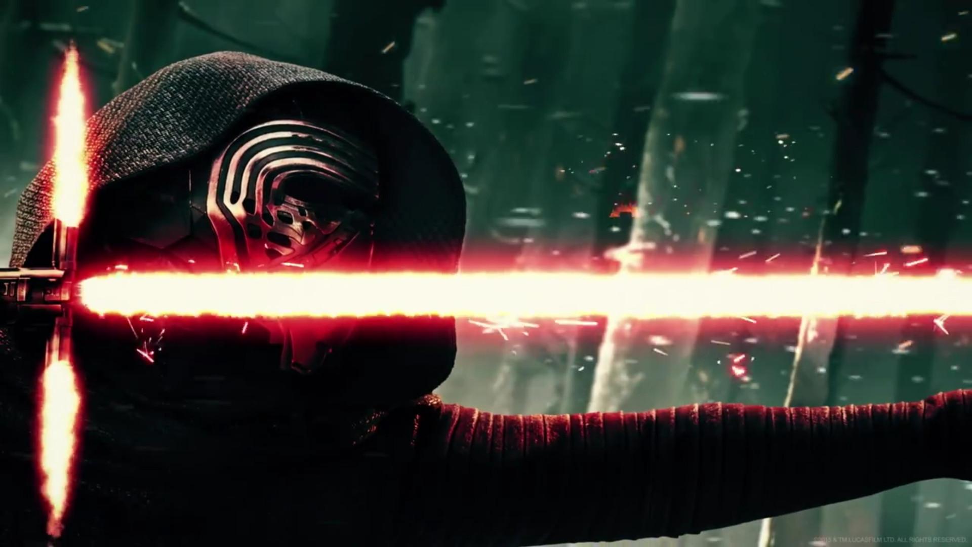 Finn Kylo Ren Lightsaber · HD Wallpaper   Background ID:673407