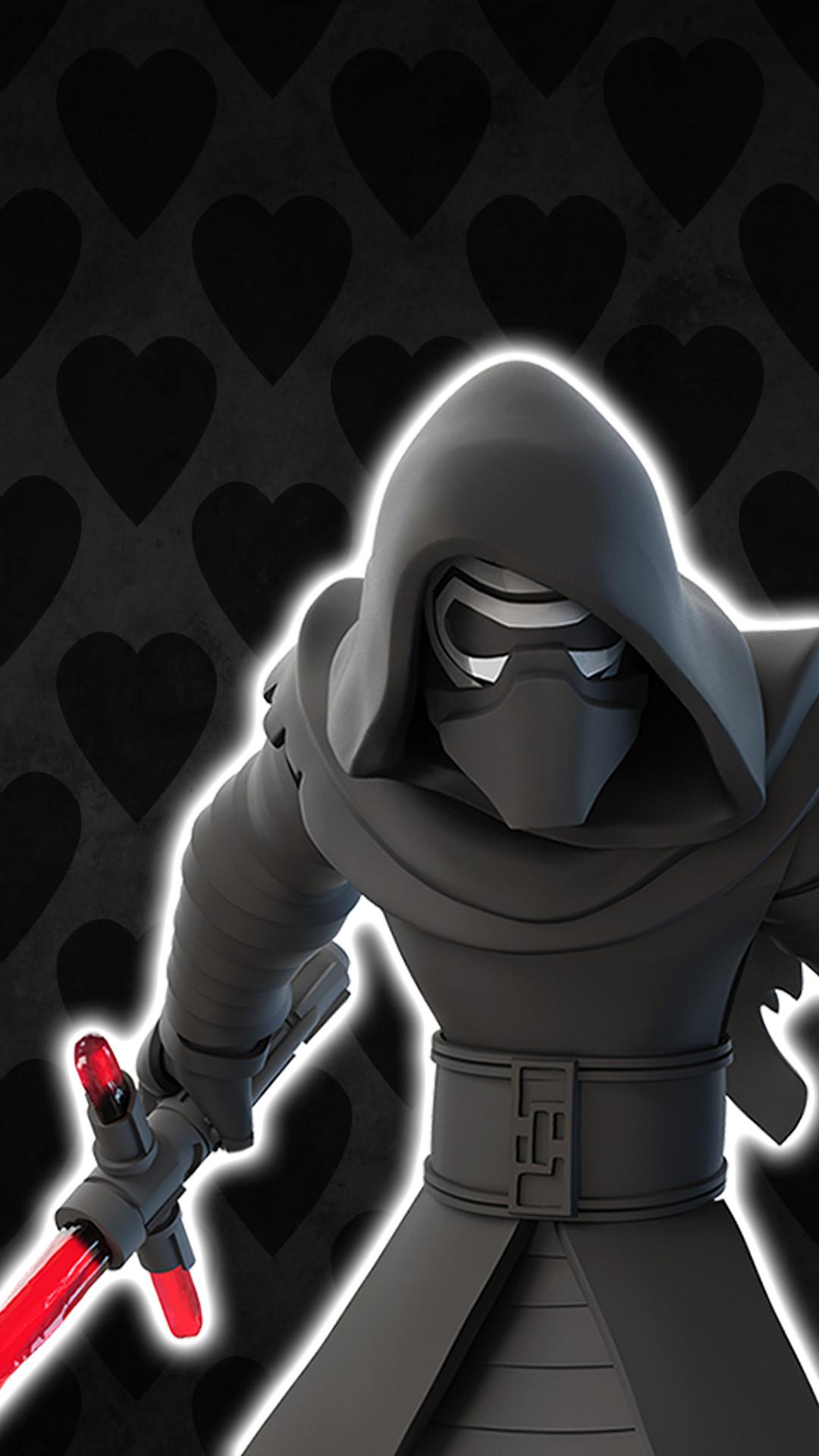 Kylo Ren Valentine Wallpaper – Disney Infinity Codes .
