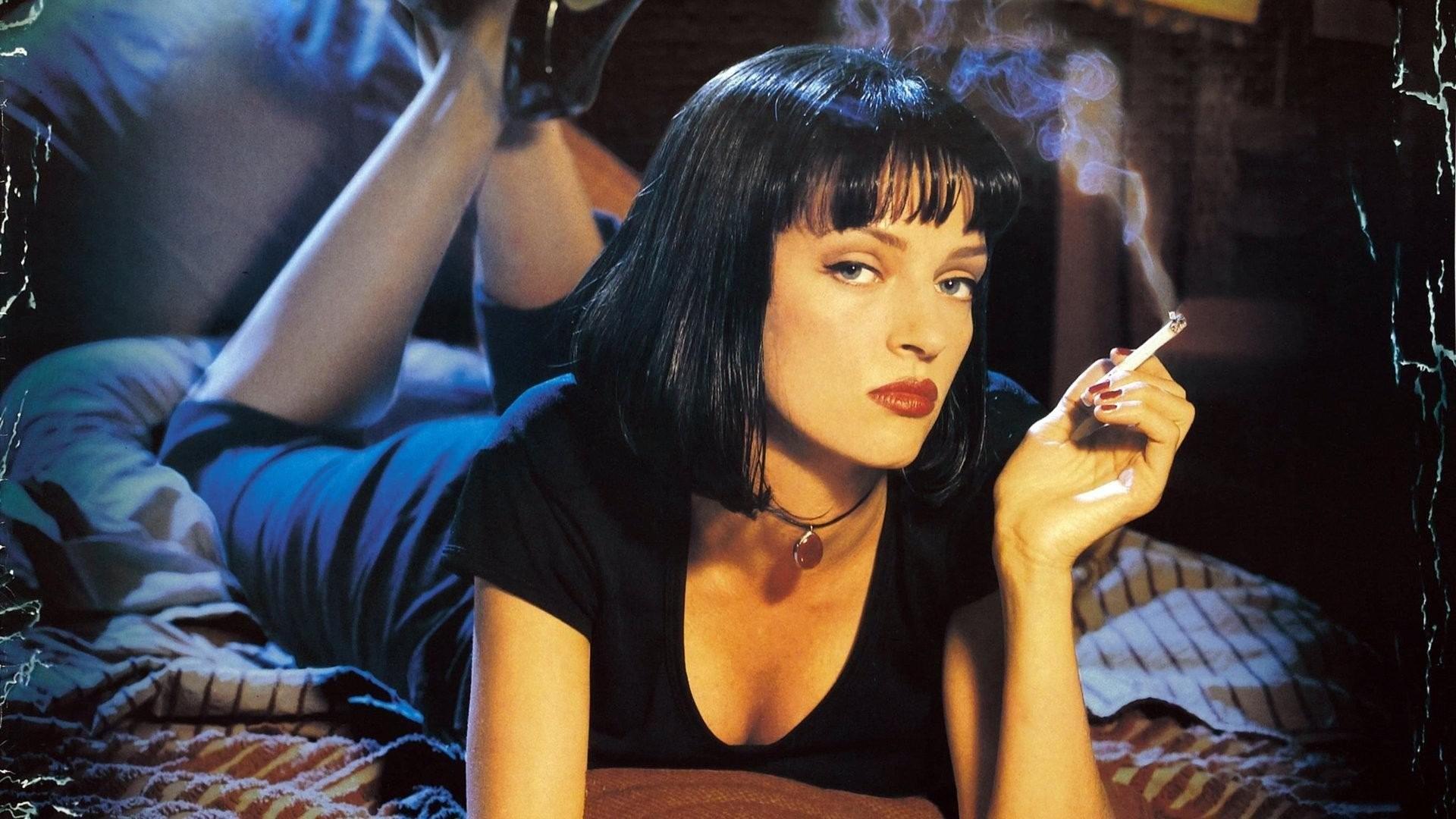 Mia Wallace – Pulp Fiction