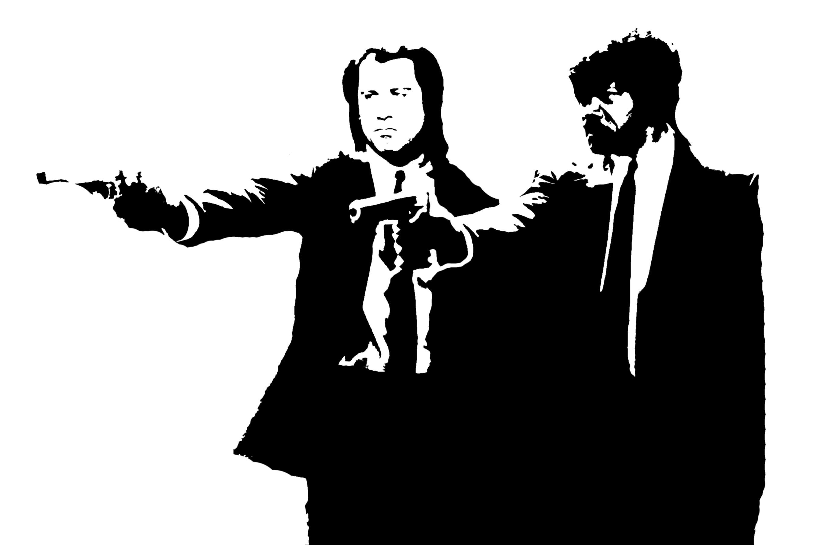 pulp fiction #ooof