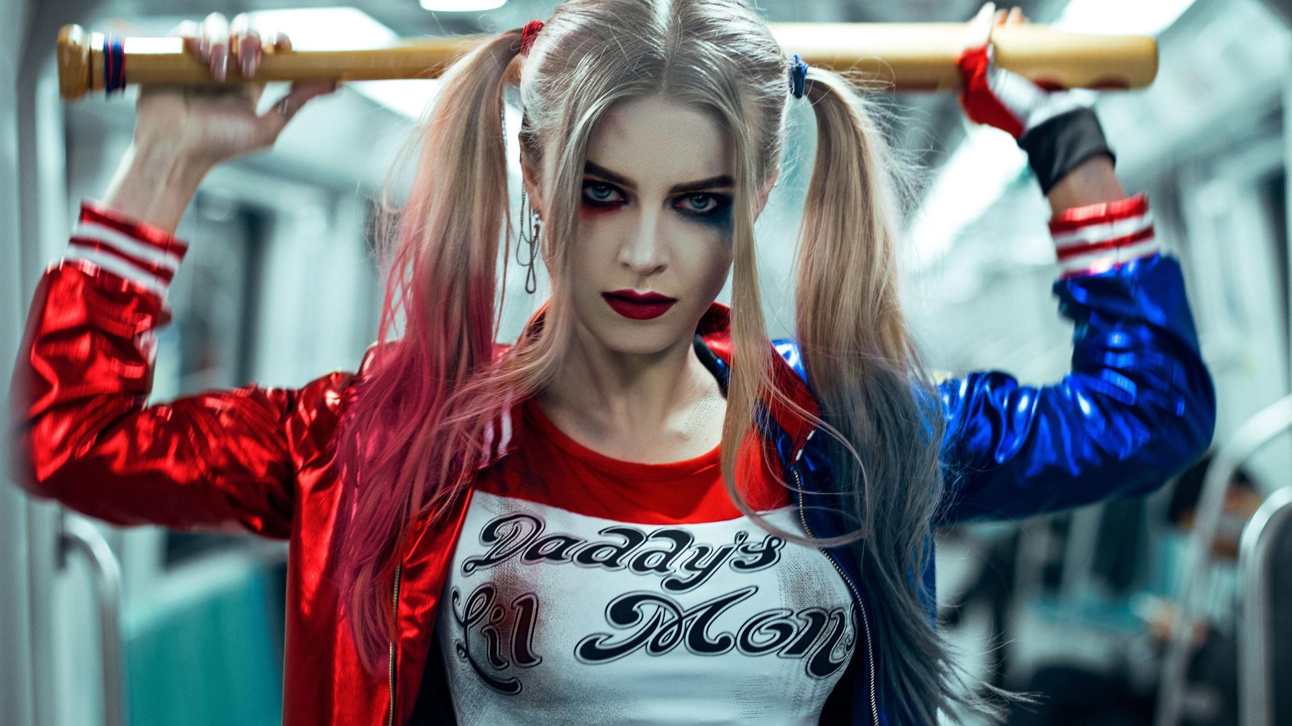 Movies / Harley Quinn Wallpaper