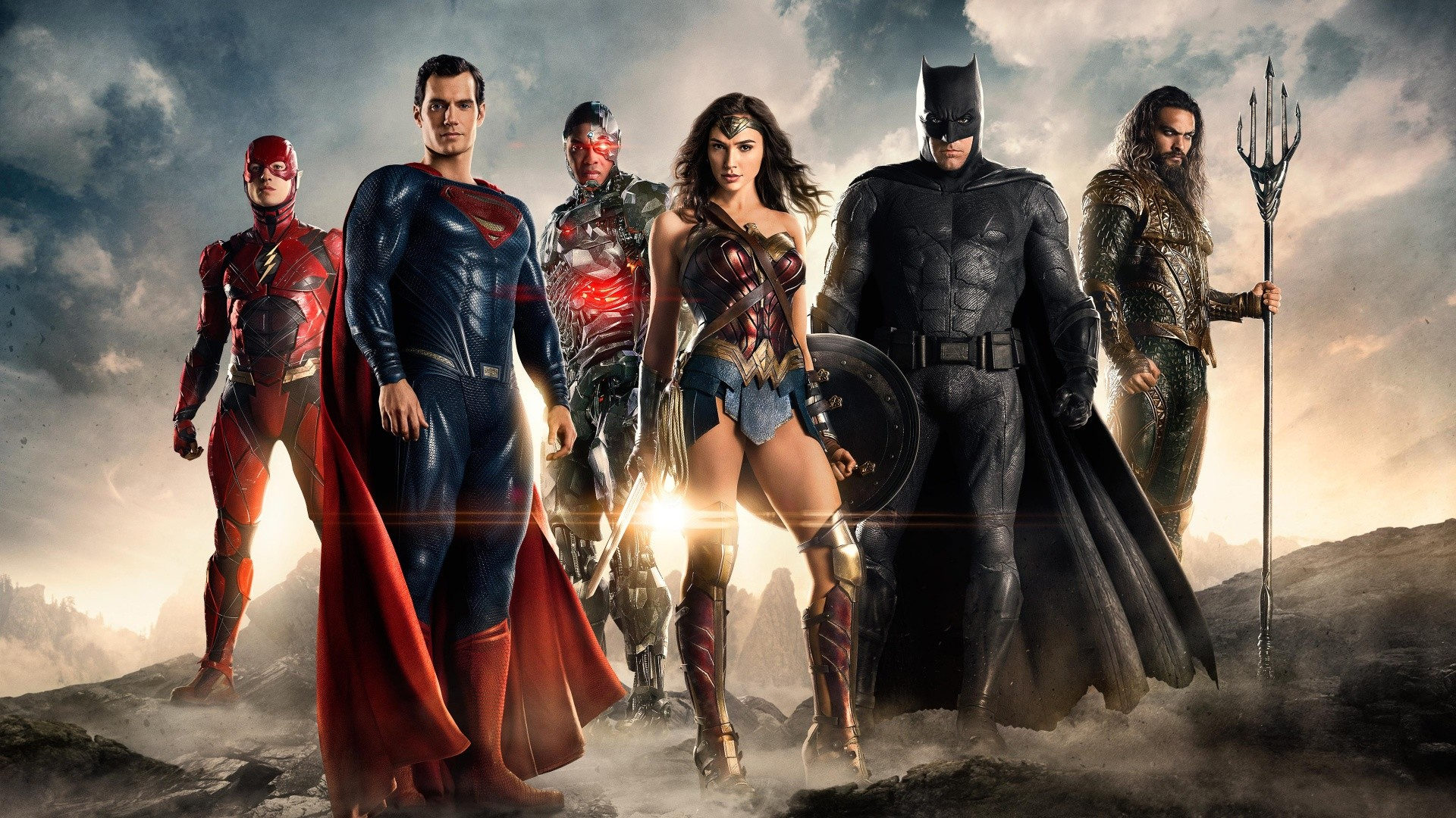 Justice League 2017 Movie Wallpapers