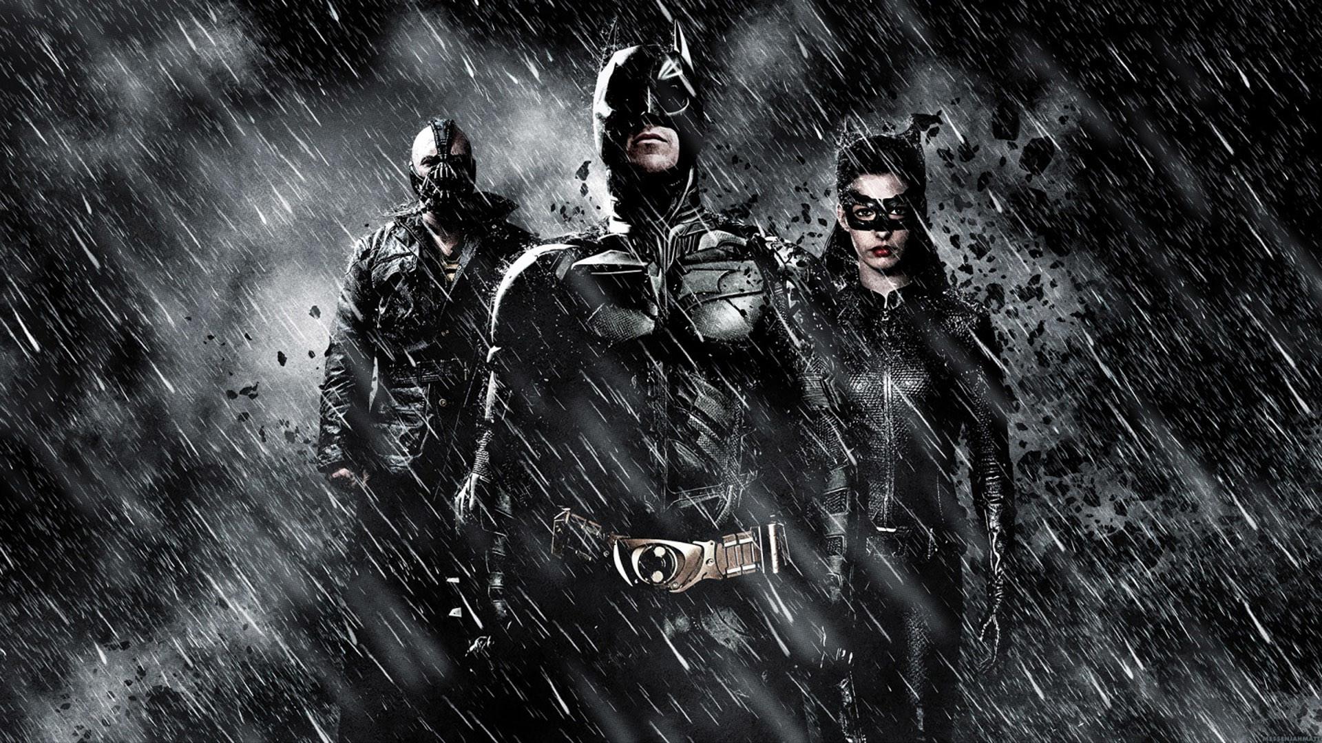 The Dark Knight Rises Mov.