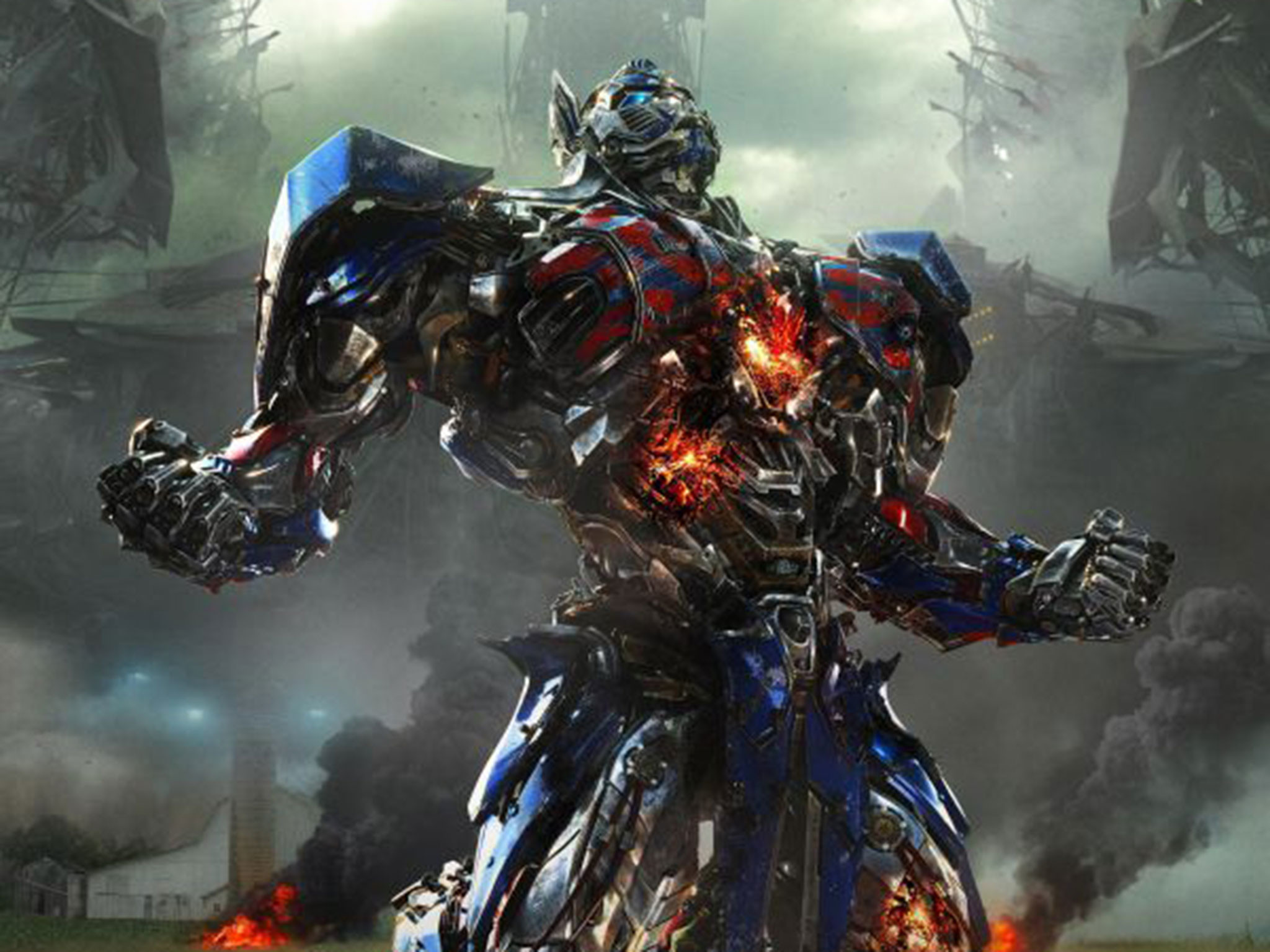 Transformers 5, 6, 7 and 8 in the works according to Hasbro Studios  President Stephen Davis | The Independent