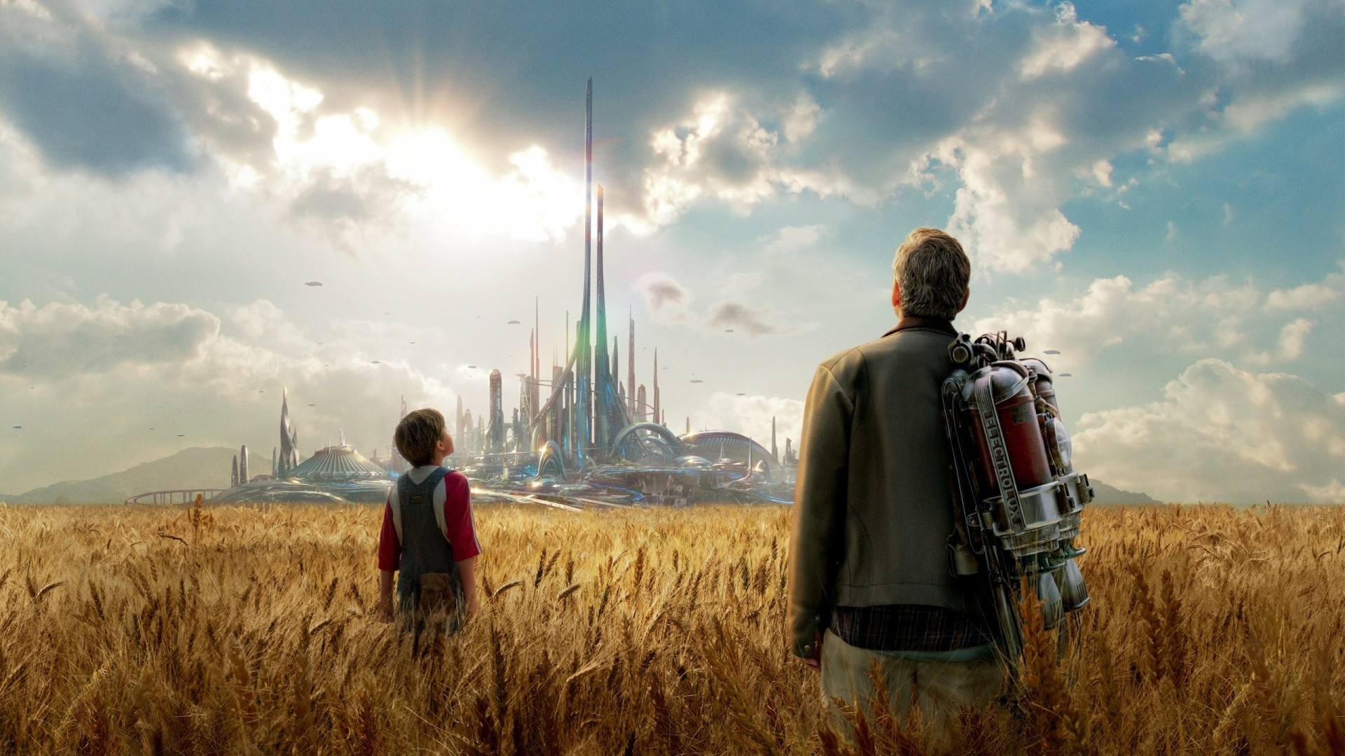 Tomorrowland Movie Still