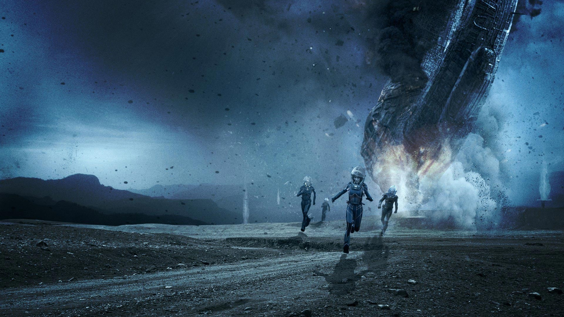 HD Widescreen Wallpapers – prometheus wallpaper (Stansfield Williams  1920×1080)