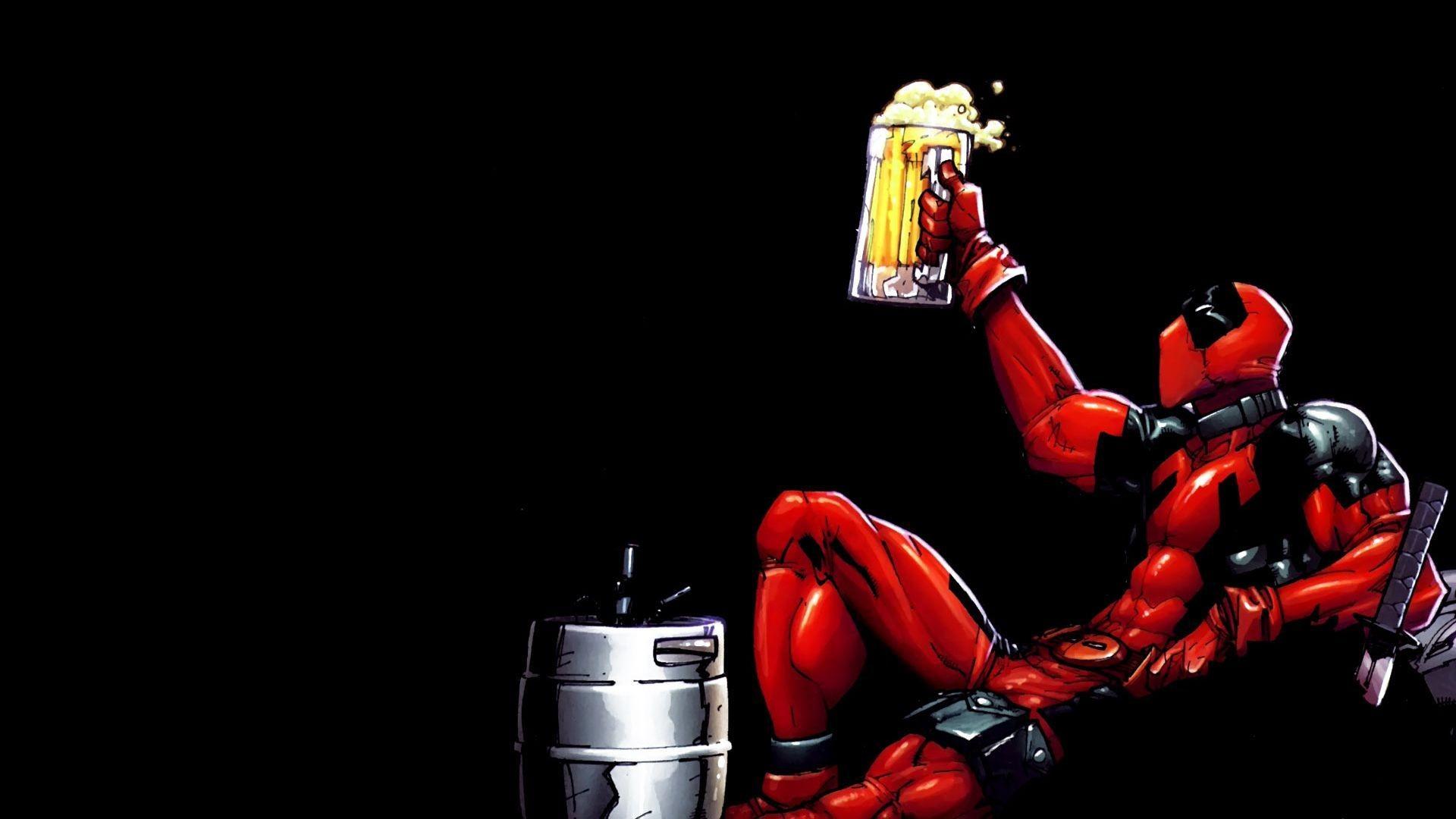 Deadpool Desktop Wallpaper Hd Hd Wallpaper