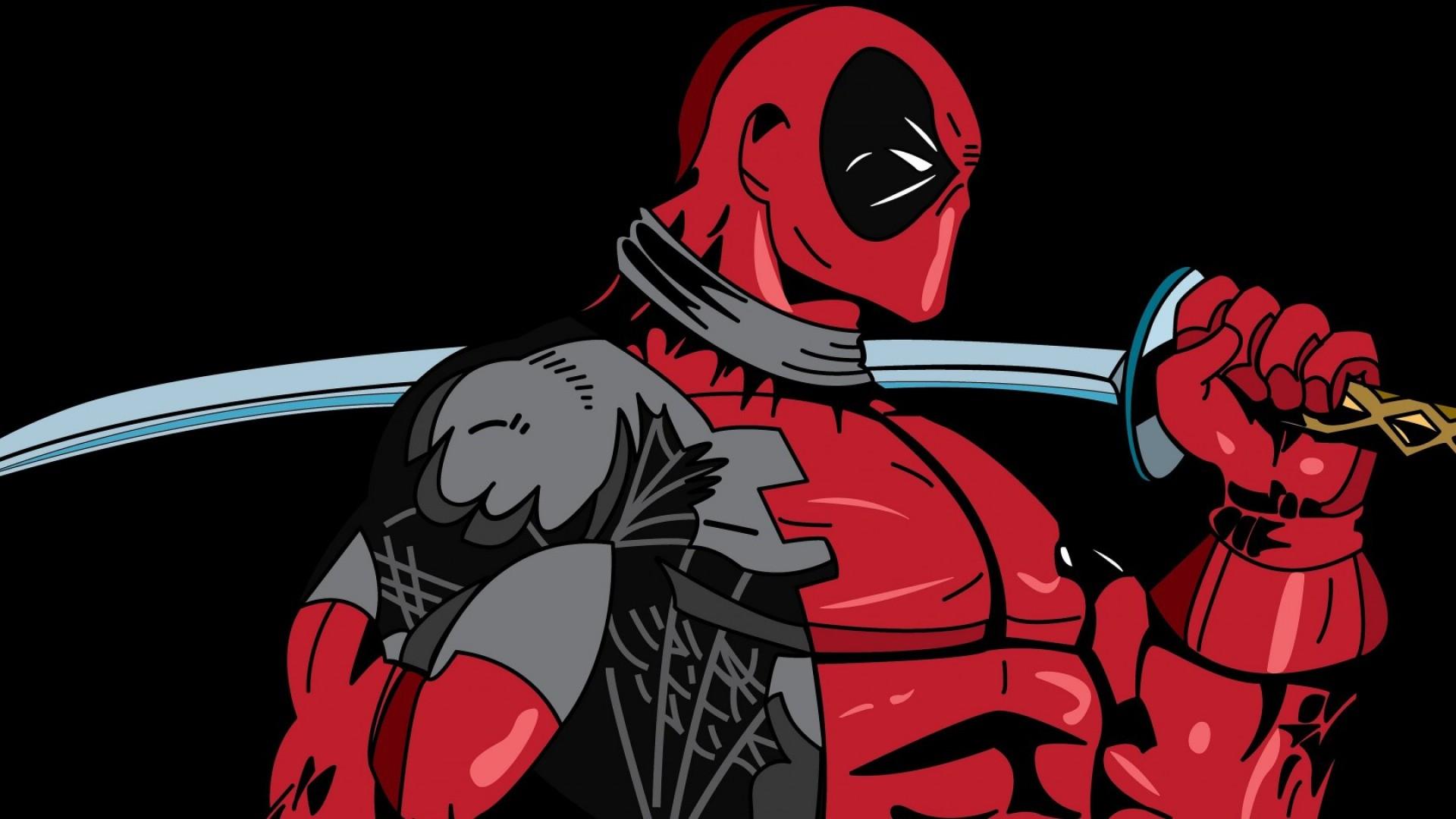 Hình nền Deadpool Full HD cho máy tính đẹp nhất tổng hợp