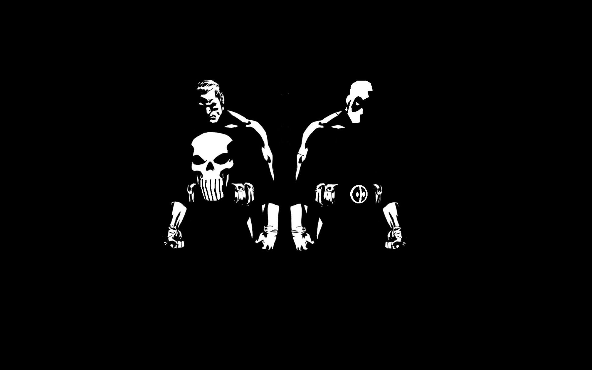 The Punisher Wallpapers Desktop K HD Backgrounds Fungyung