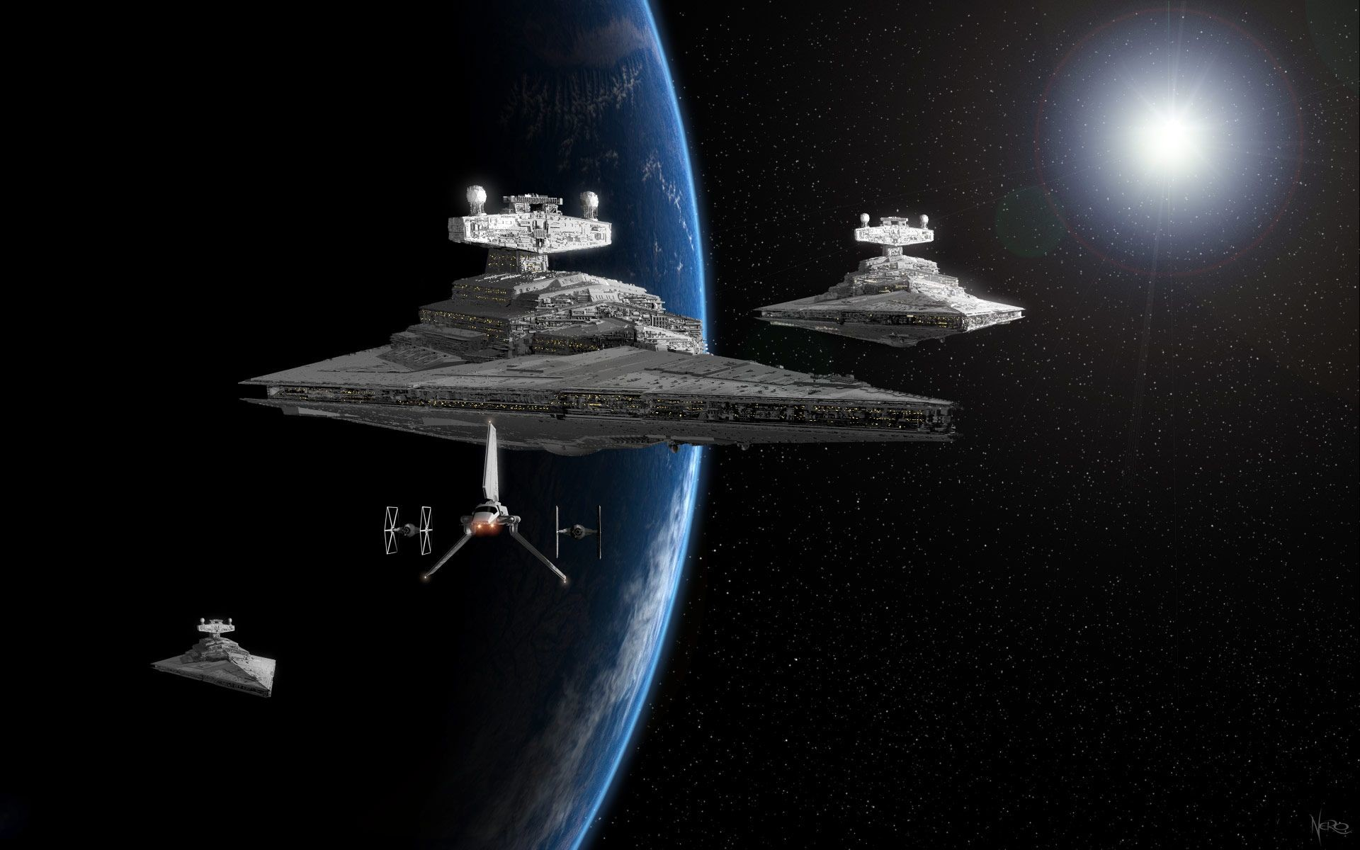 Star Wars Hd Wallpapers Page 2