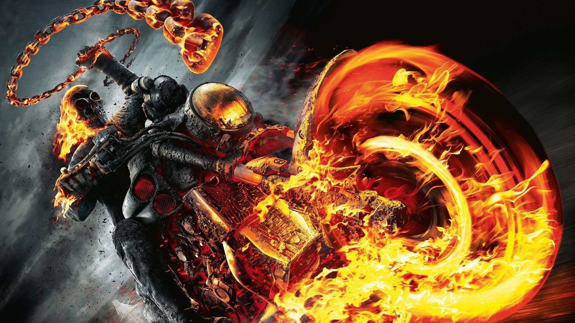 Ghost Rider · HD Wallpaper | Background ID:305962