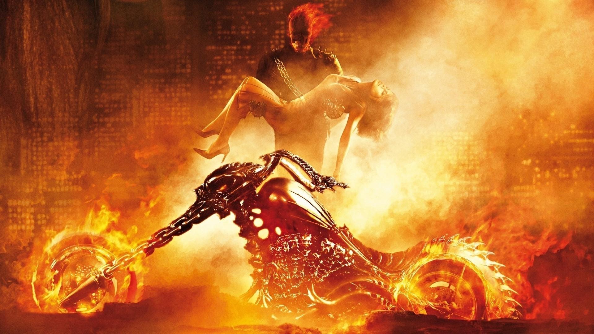 Ghost Rider Wallpapers – WallpaperSafari