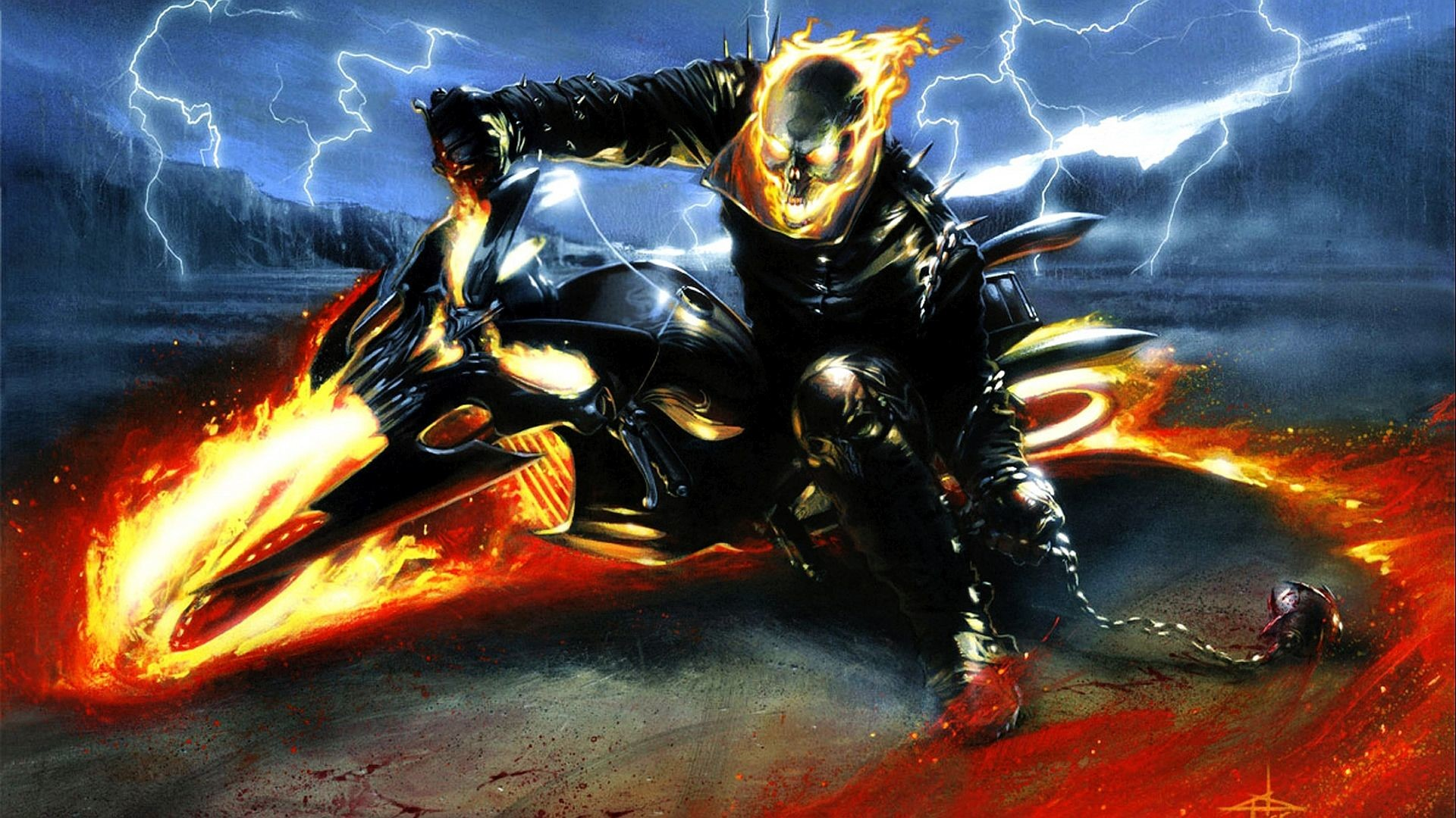 Ghost Rider wallpaper hd free download