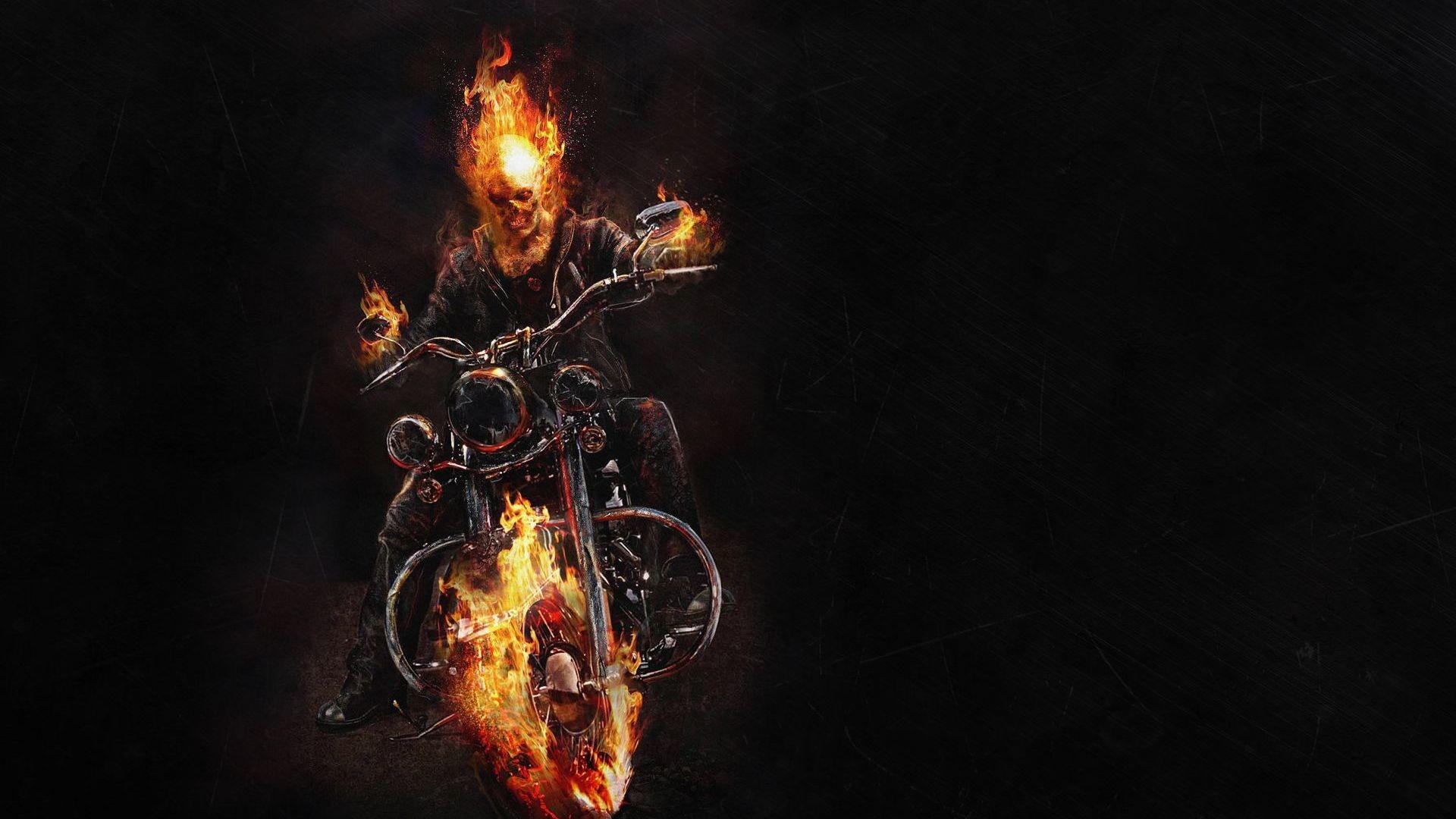 Ghost Rider HD Wallpaper | 999HDWallpaper | HD Wallpaper | Pinterest | Ghost  rider and Hd wallpaper