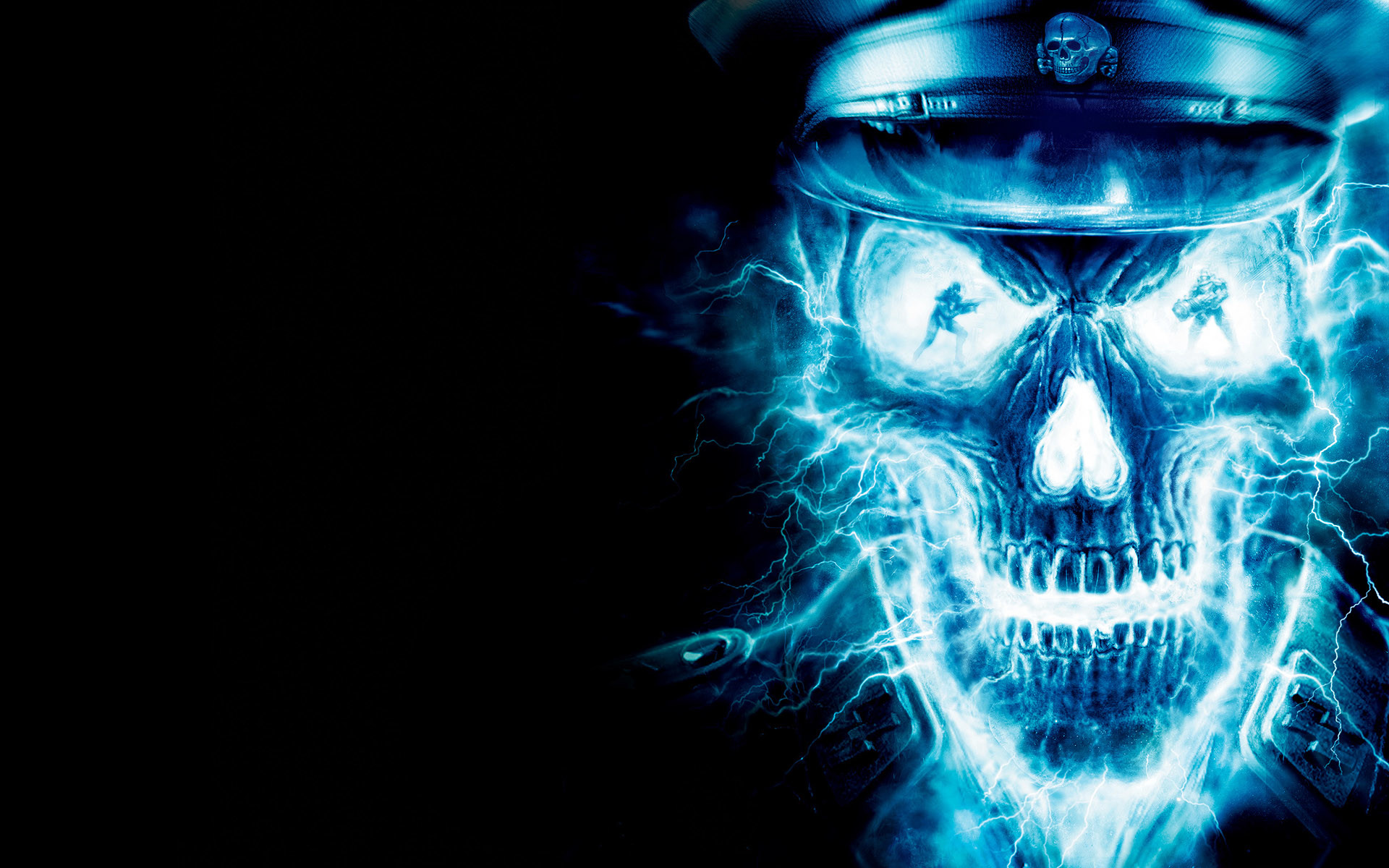 The Ghost Rider images Blue Ghost rider HD wallpaper and background photos