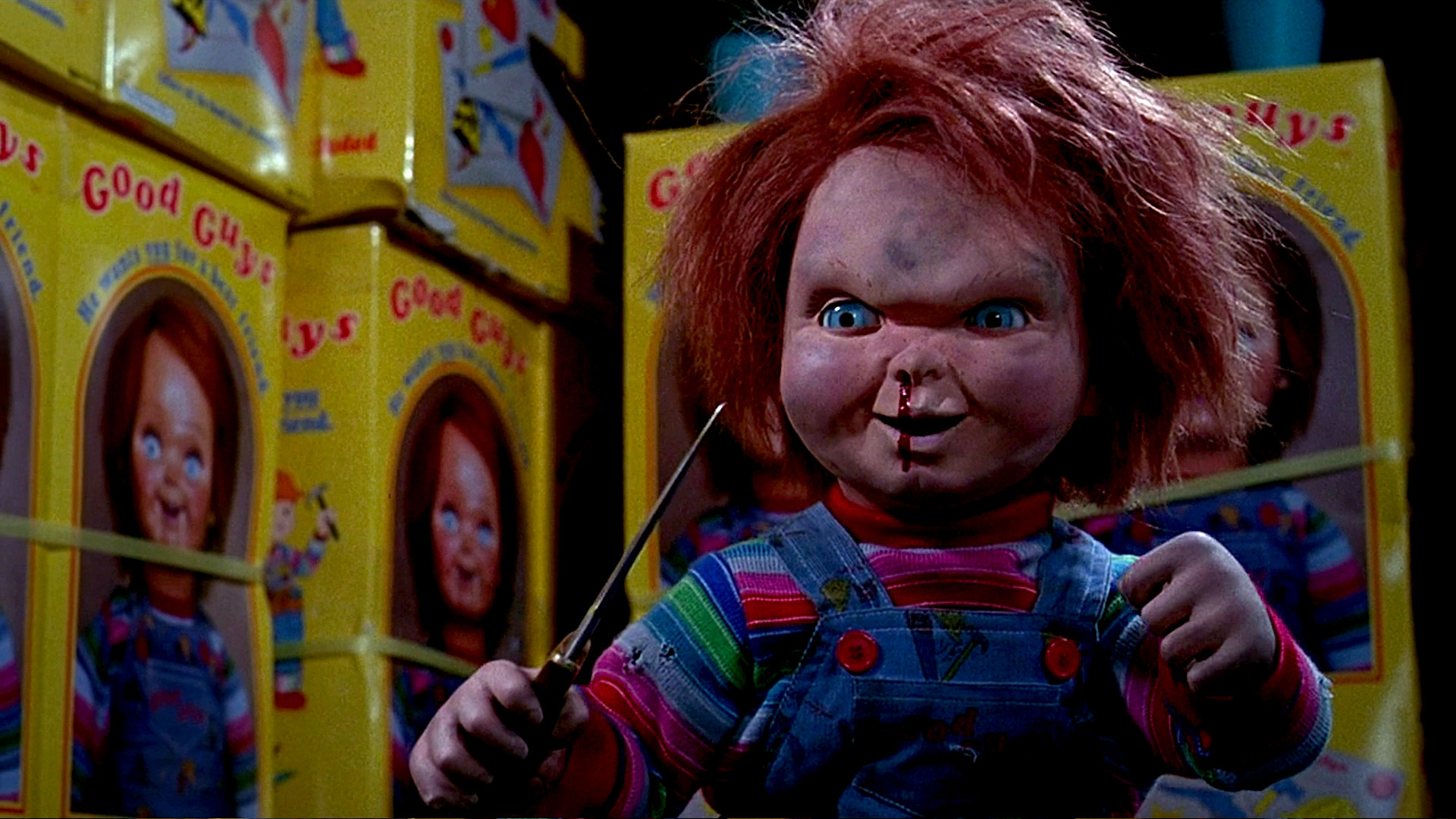 """Chucky's back! """"CULT OF CHUCKY"""" details, teaser released!"""