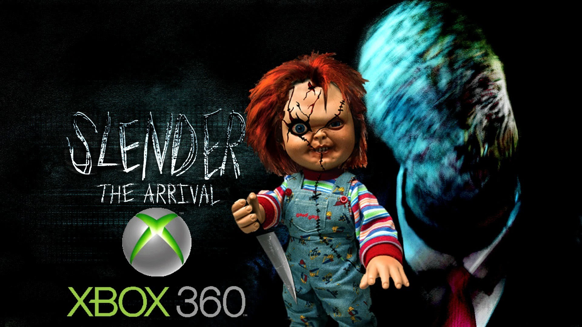 Chucky Speaks: Slender The Arrival Coming to Xbox 360?