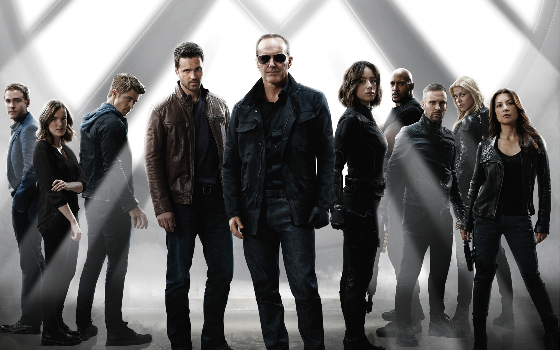 … x 1200 Original. Description: Download Agents of SHIELD Season 3 TV  Series wallpaper …