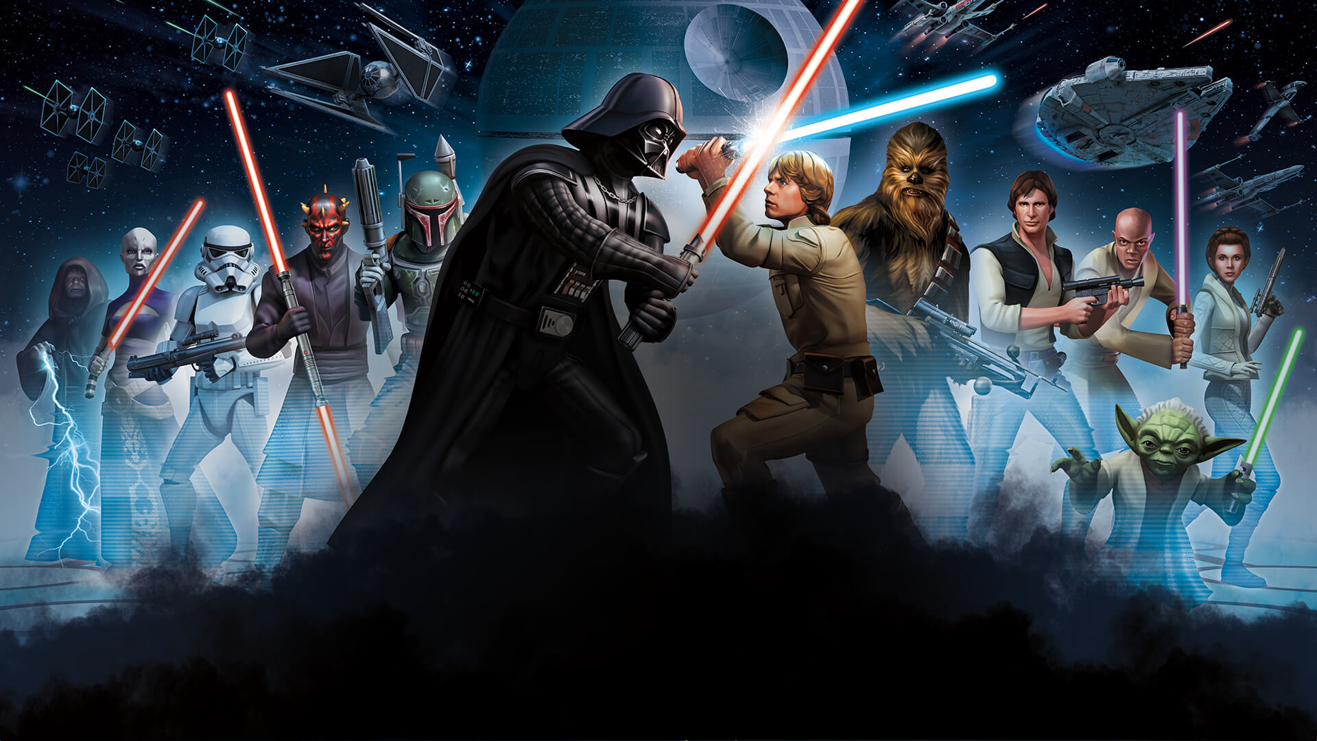 … sci fi star wars wallpapers desktop phone tablet awesome …
