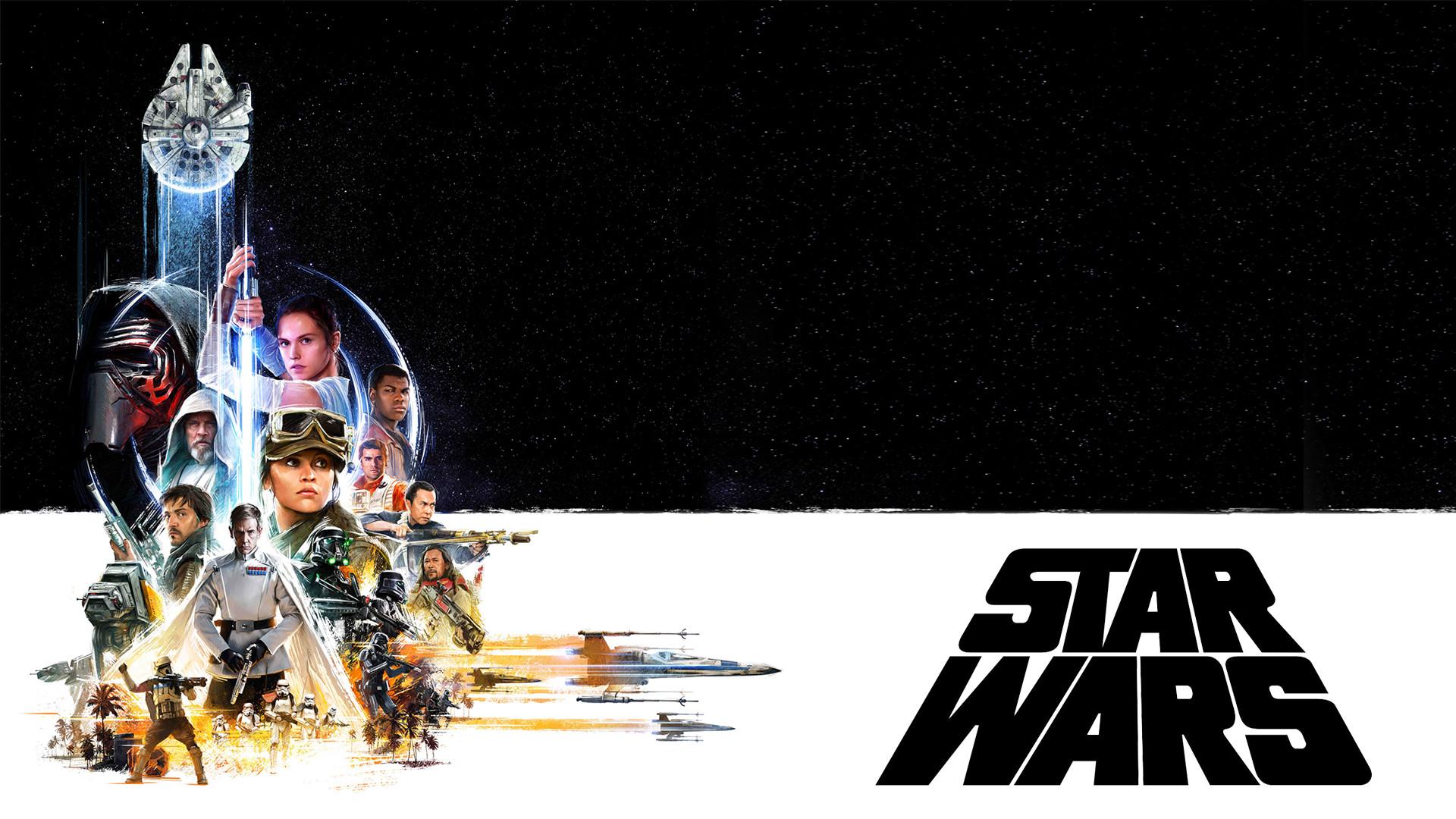 Fan CreationsHere's a Star Wars Wallpaper …