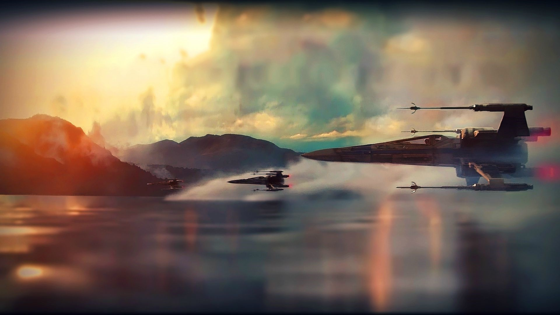 Star Wars The Force Awakens Wallpapers High Quality .
