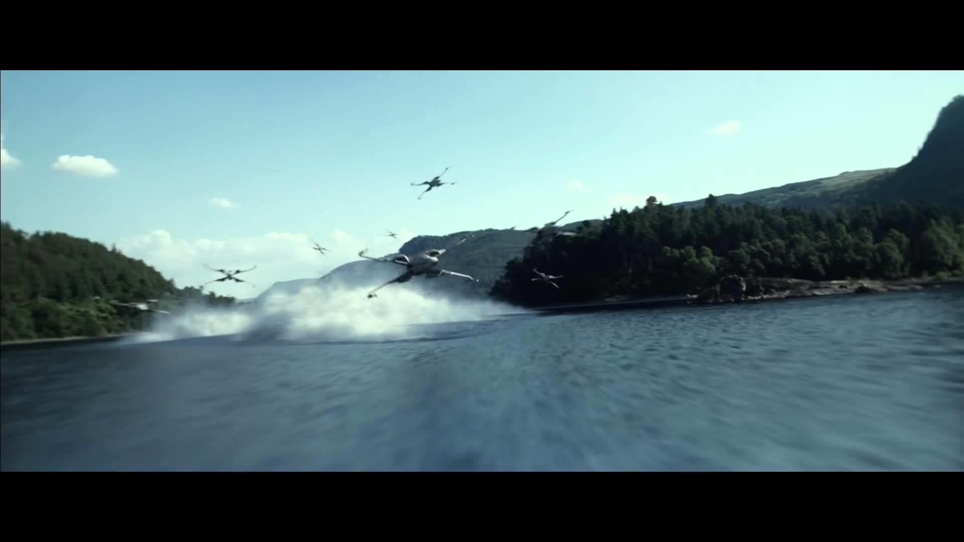 The Force Awakens – X-Wing Battle