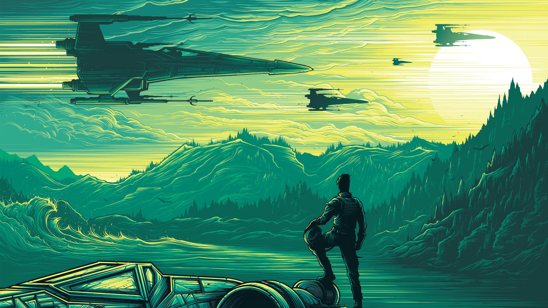 General Star Wars Star Wars: The Force Awakens Dan Mumford