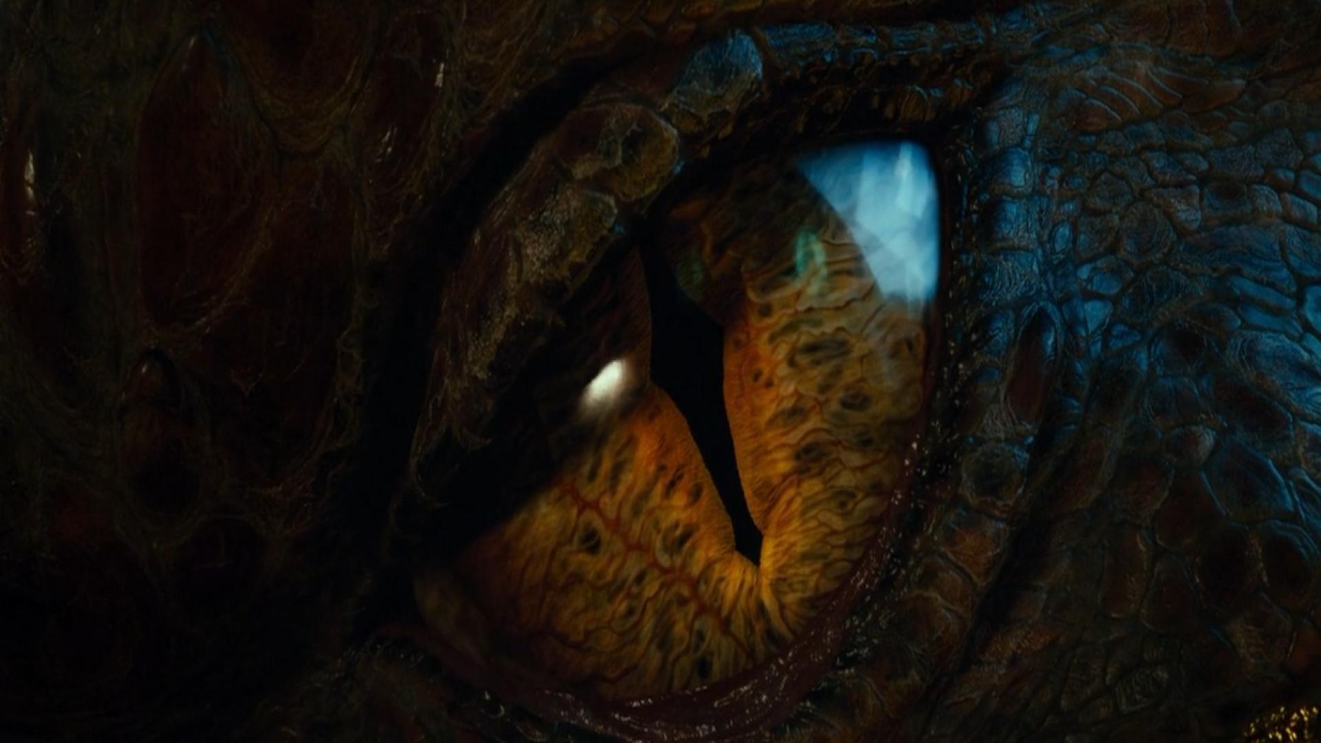 Eyes dragons the hobbit smaug wallpaper | (64877)