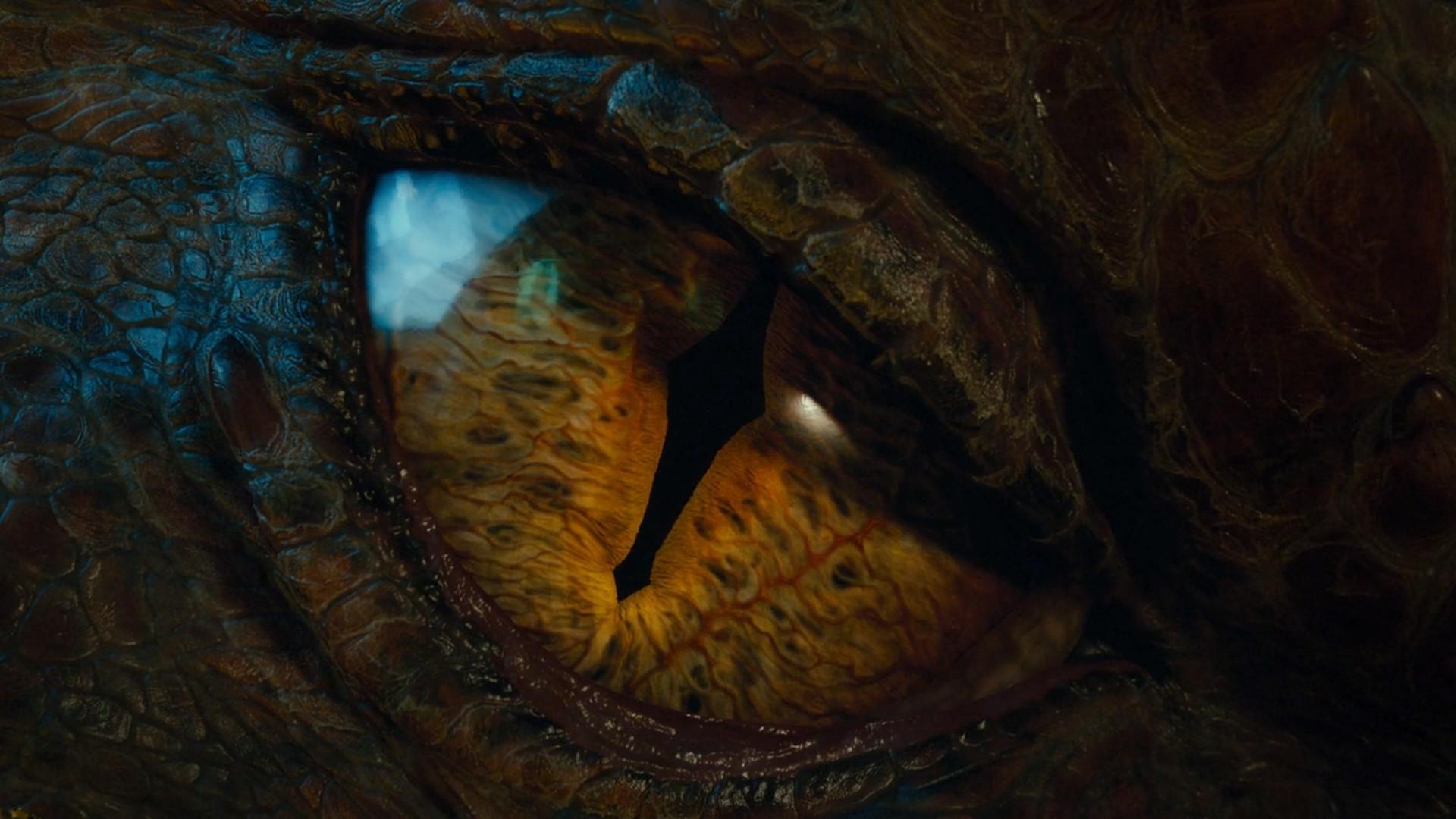 Eye of the dragon – The Hobbit – The Desolation of Smaug #1571697