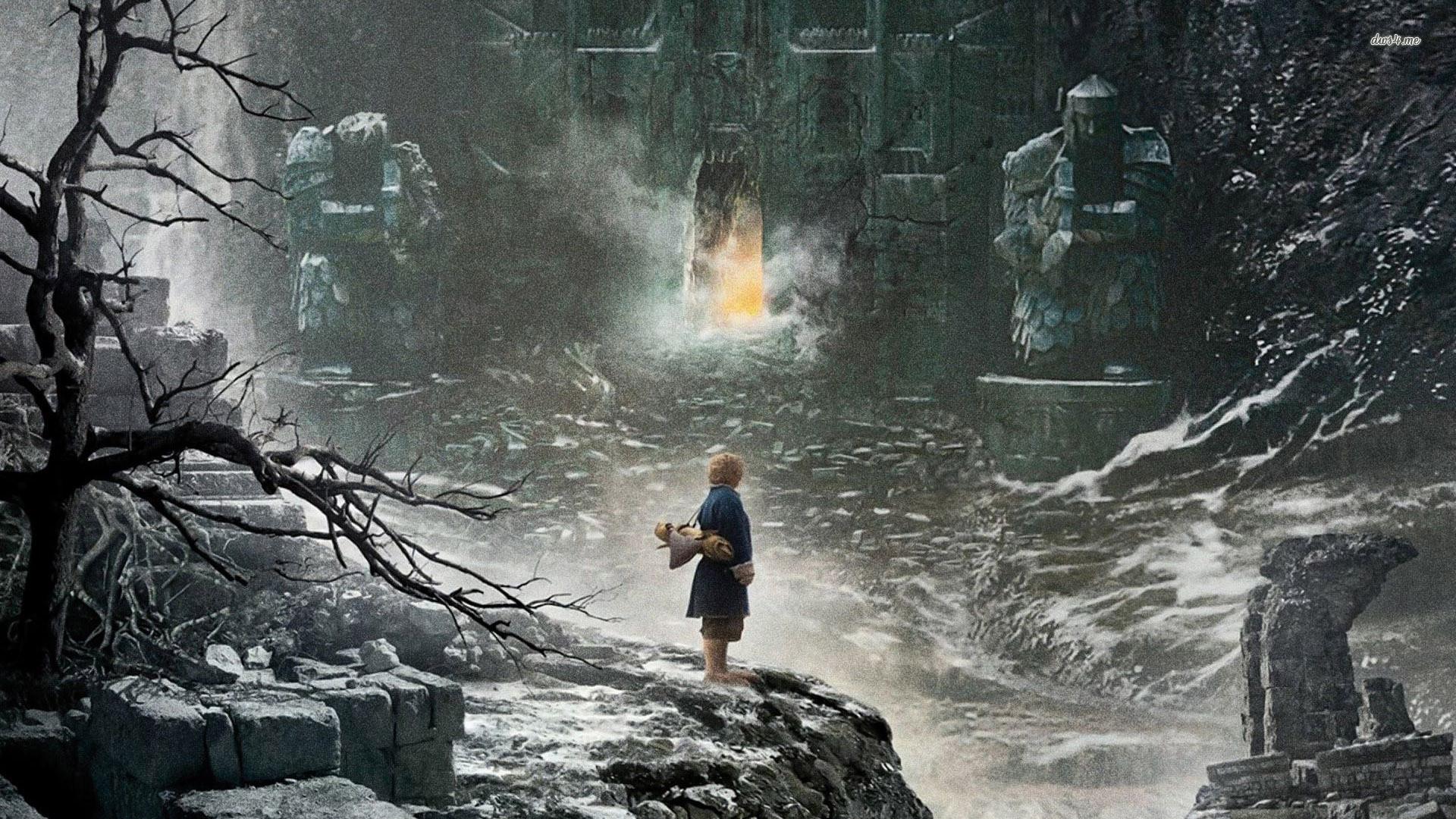 The Desolation Of Smaug Movie Wallpaper