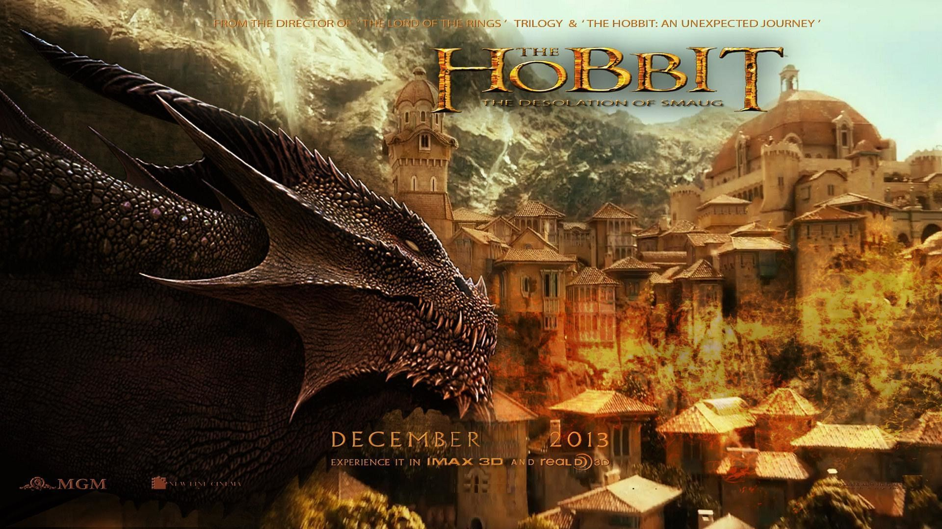 The Hobbit Movie HD Wallpapers | The Hobbit Desolation of Smaug .