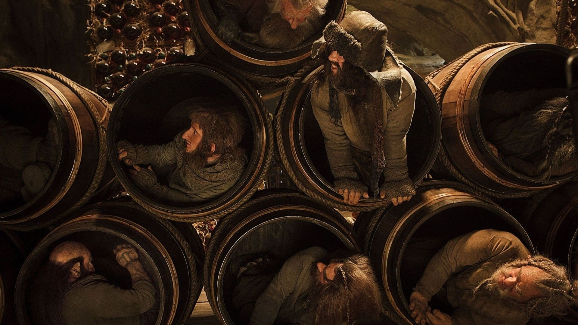 It's moments like these ones that remind you why the core story of The  Desolation of Smaug is so good. It is less darker in tone and perhaps less  of a …