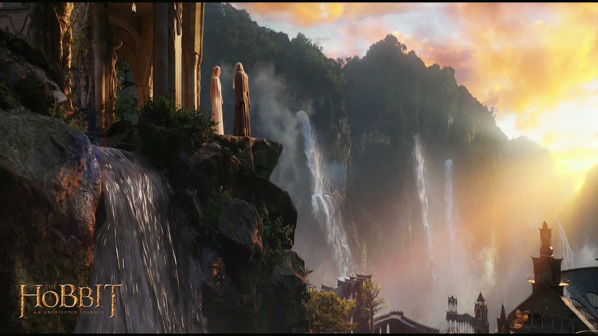 The Hobbit: An Unexpected Journey Rivendell