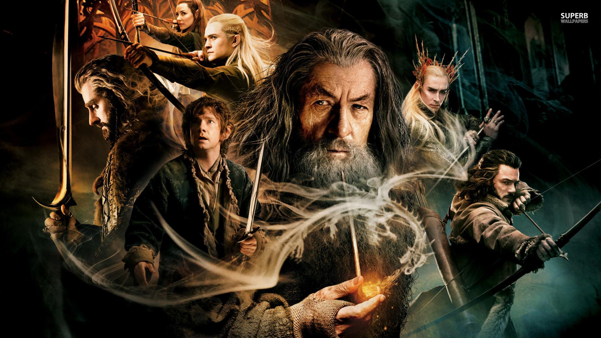The Hobbit The Desolation of Smaug Wallpaper