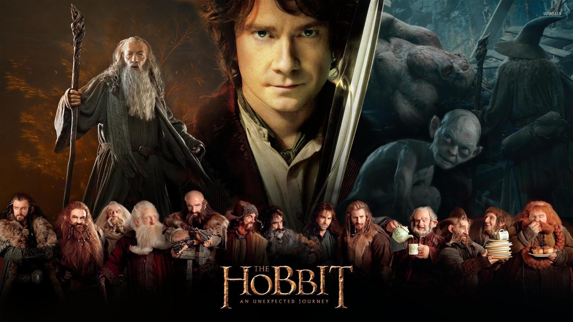The Hobbit: An Unexpected Journey [3] wallpaper jpg