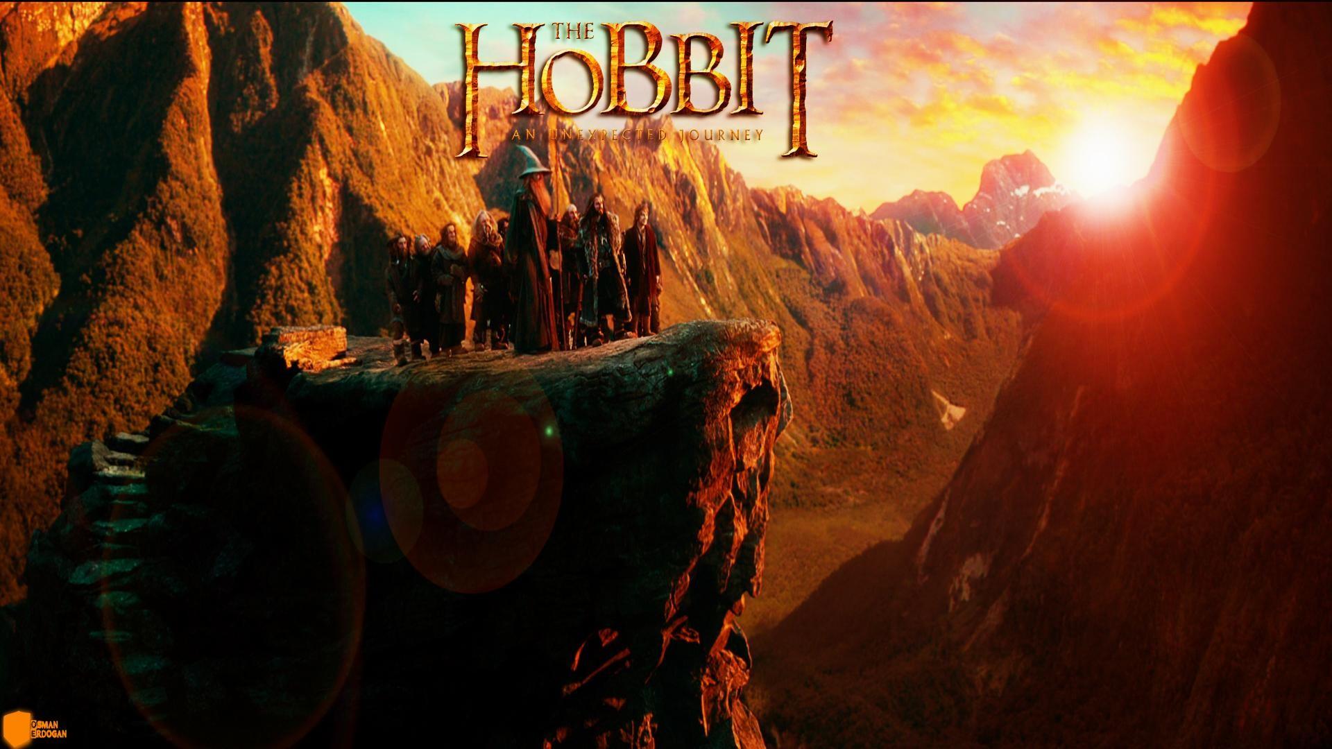 The-Hobbit-Wallpaper-by-OsmanErdogan