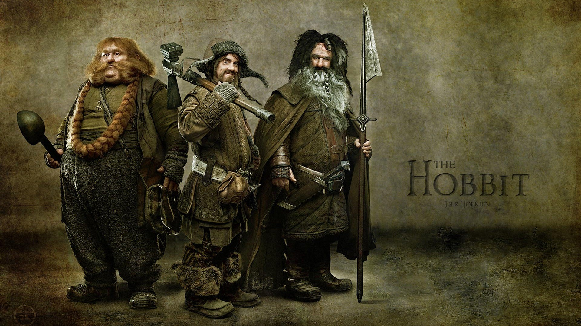 The Hobbit: An Unexpected Journey HD wallpapers #5 – 1920×1080.